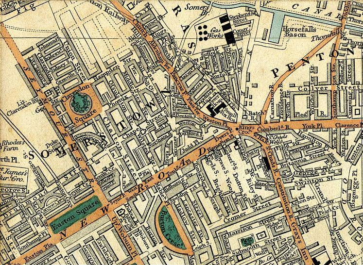 Somers Town by http://mapco.net/cary1837/cary.htm, Public Domain, https://en.wikipedia.org/w/index.php?curid=28961608