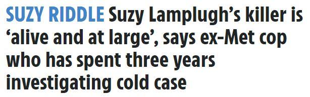 The Sun Lamplugh 33rd anniversary headline.JPG