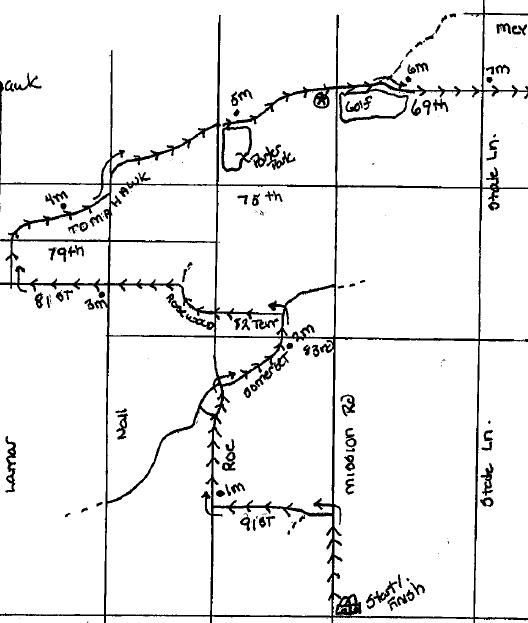 A 14 mile run through Prairie Village