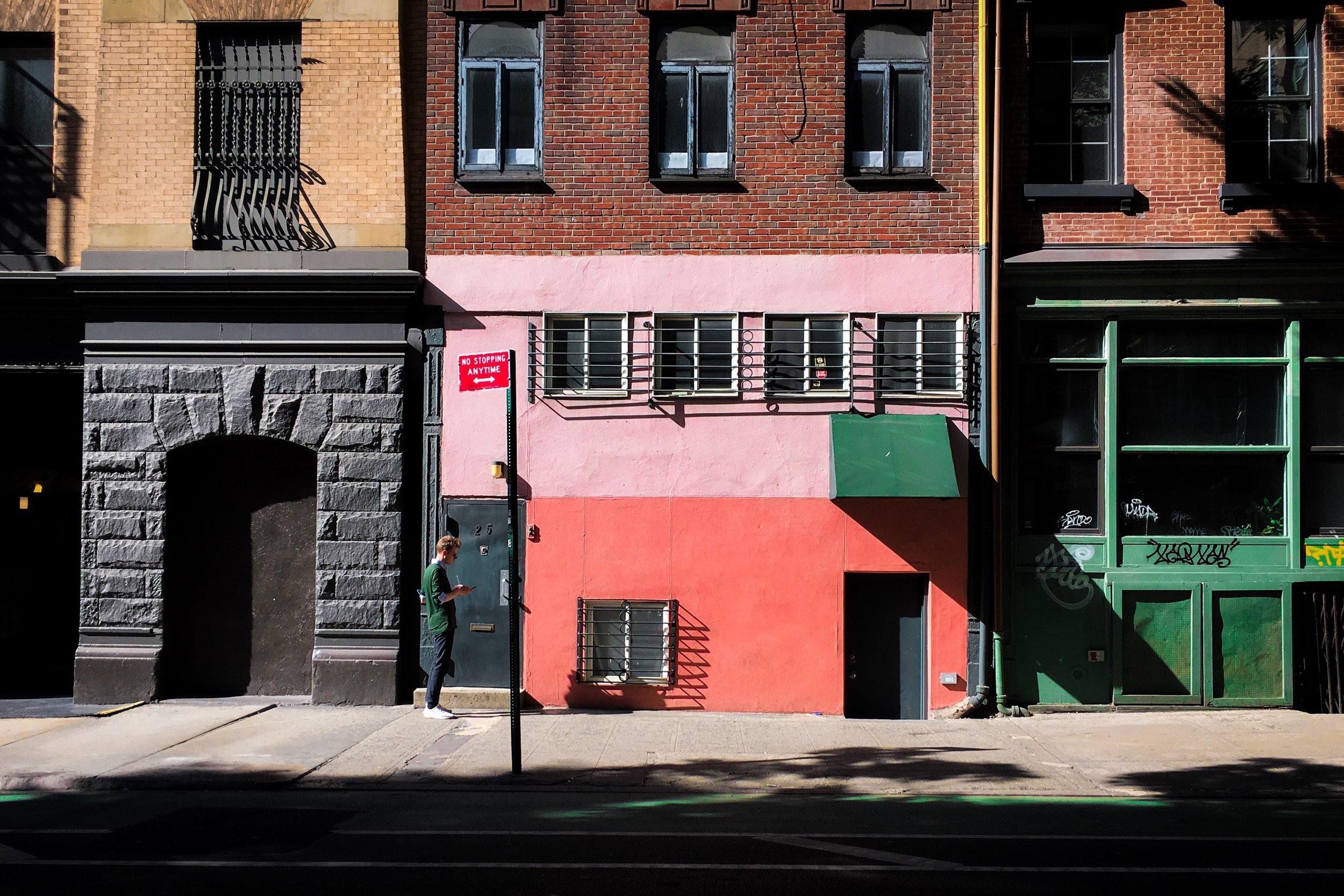 Bleeker street.