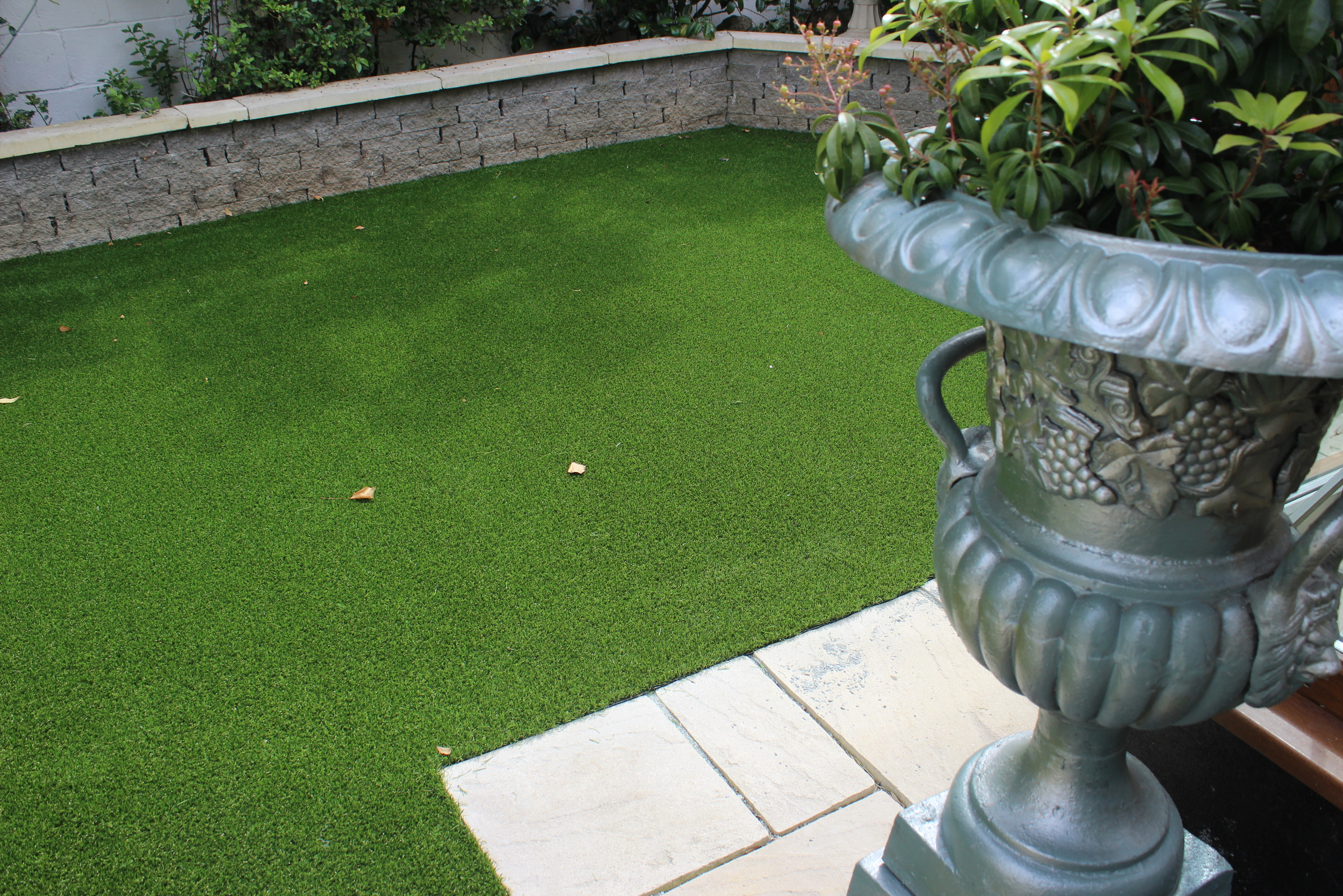 vision lite artificial grass installation