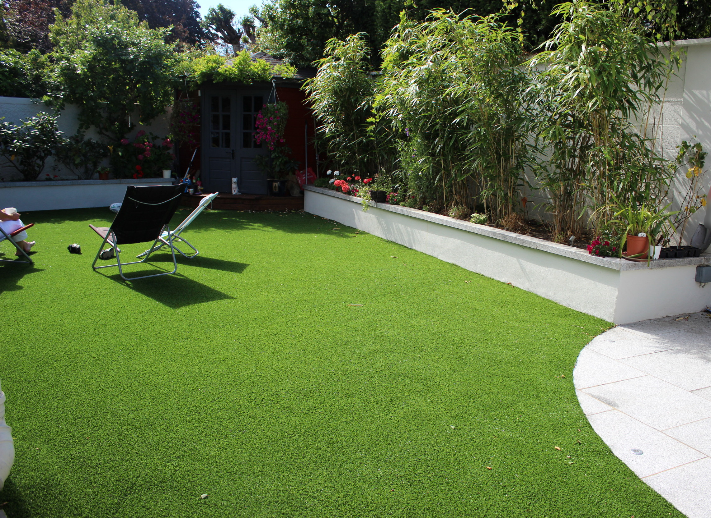 tigerturf vision plus deluxe artificial grass