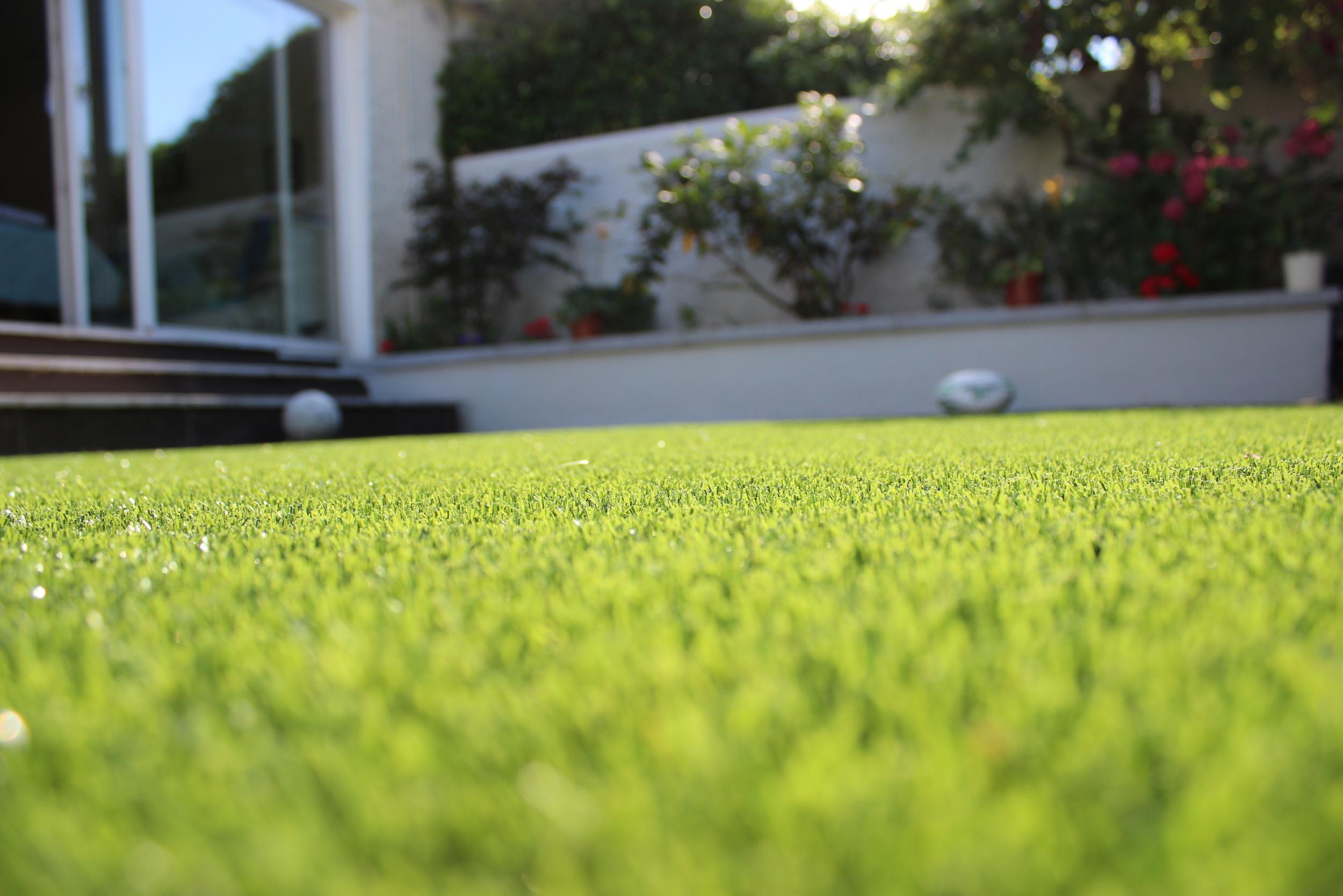 artificial Landscape Lawn