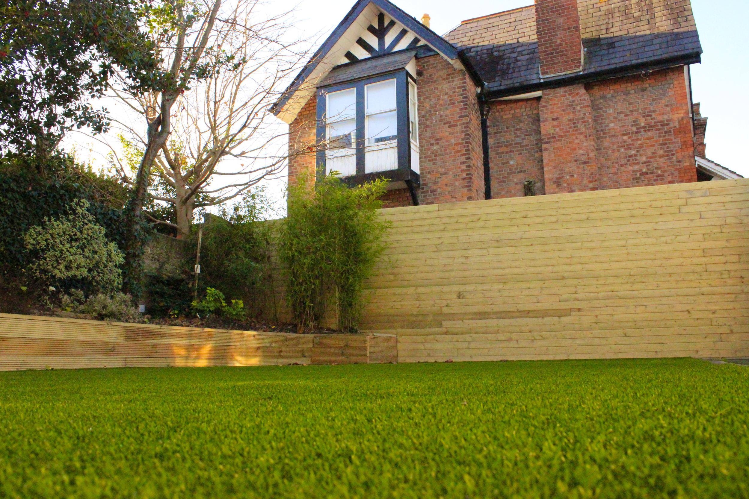 vision plus garden grass