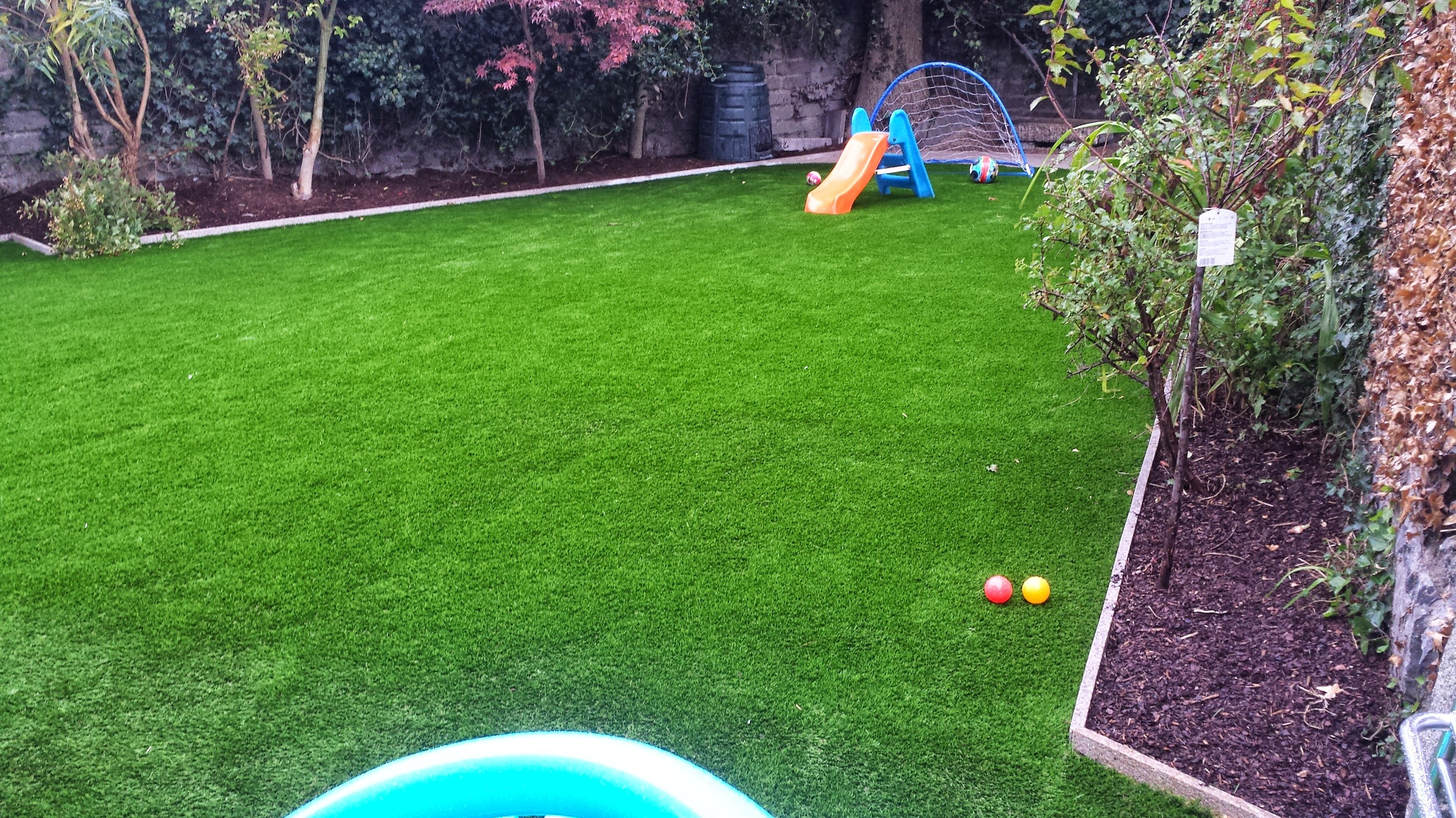 grass and Granite