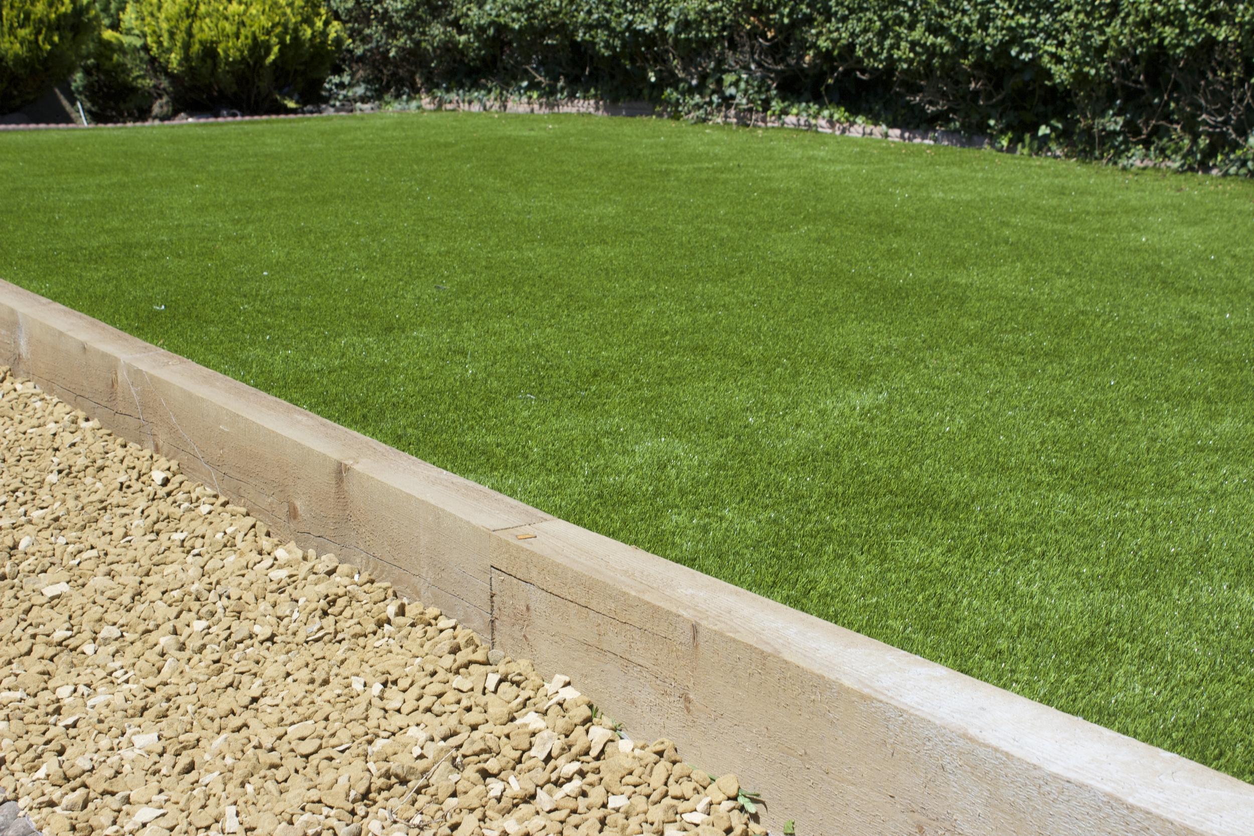 Green Lawn Turf