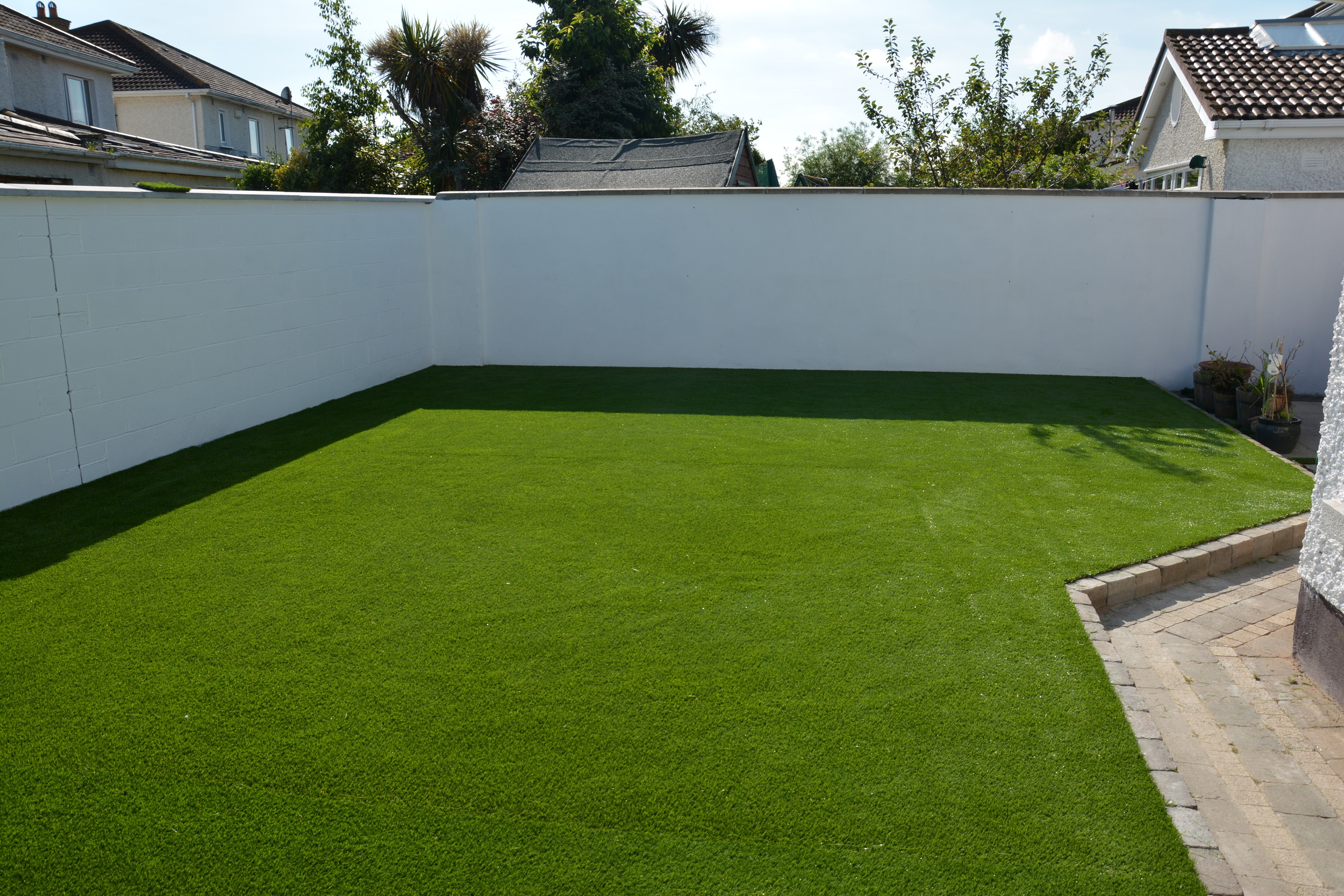 TigerTurf Finesse Deluxe Artificial Lawn