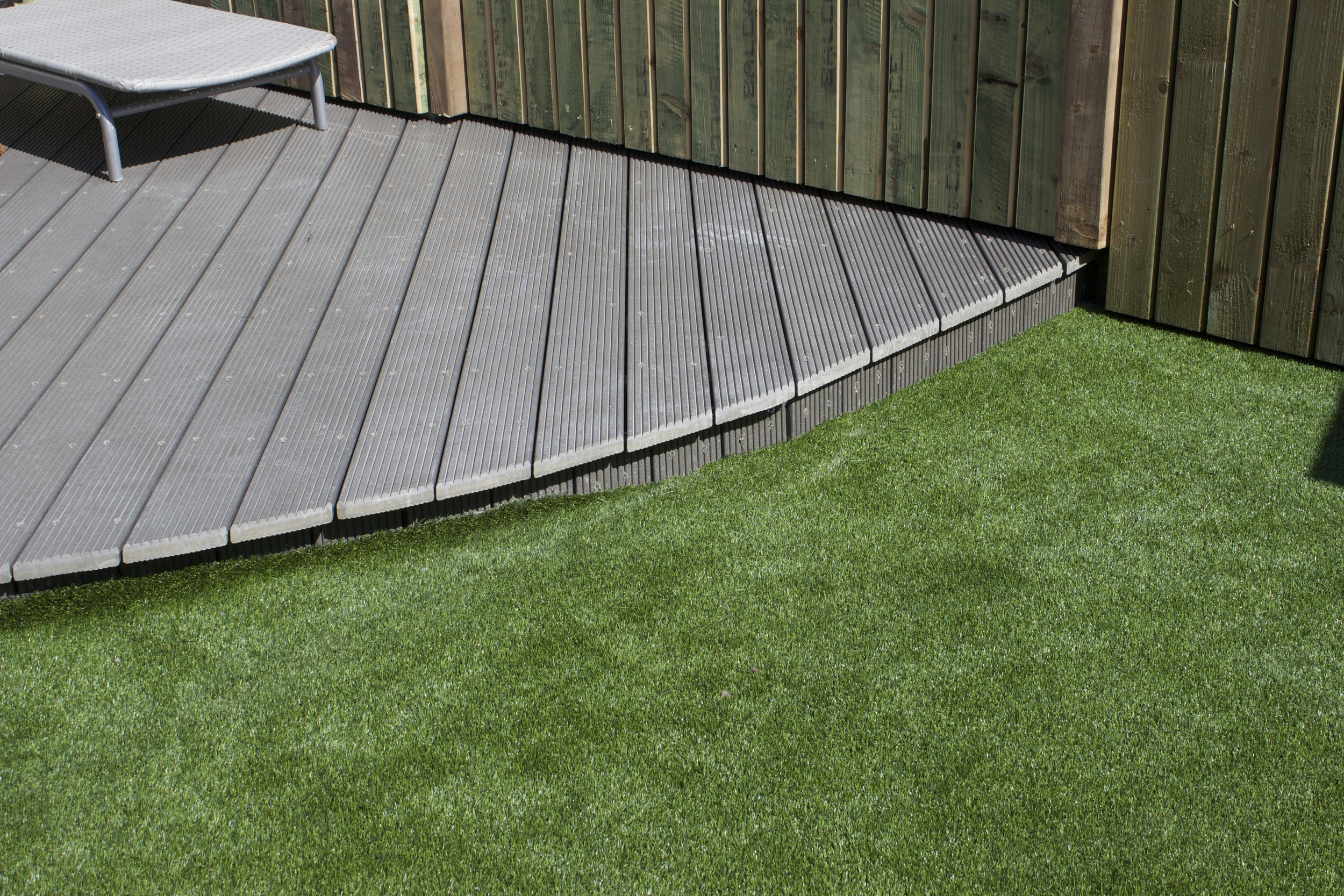 Deck and Turf