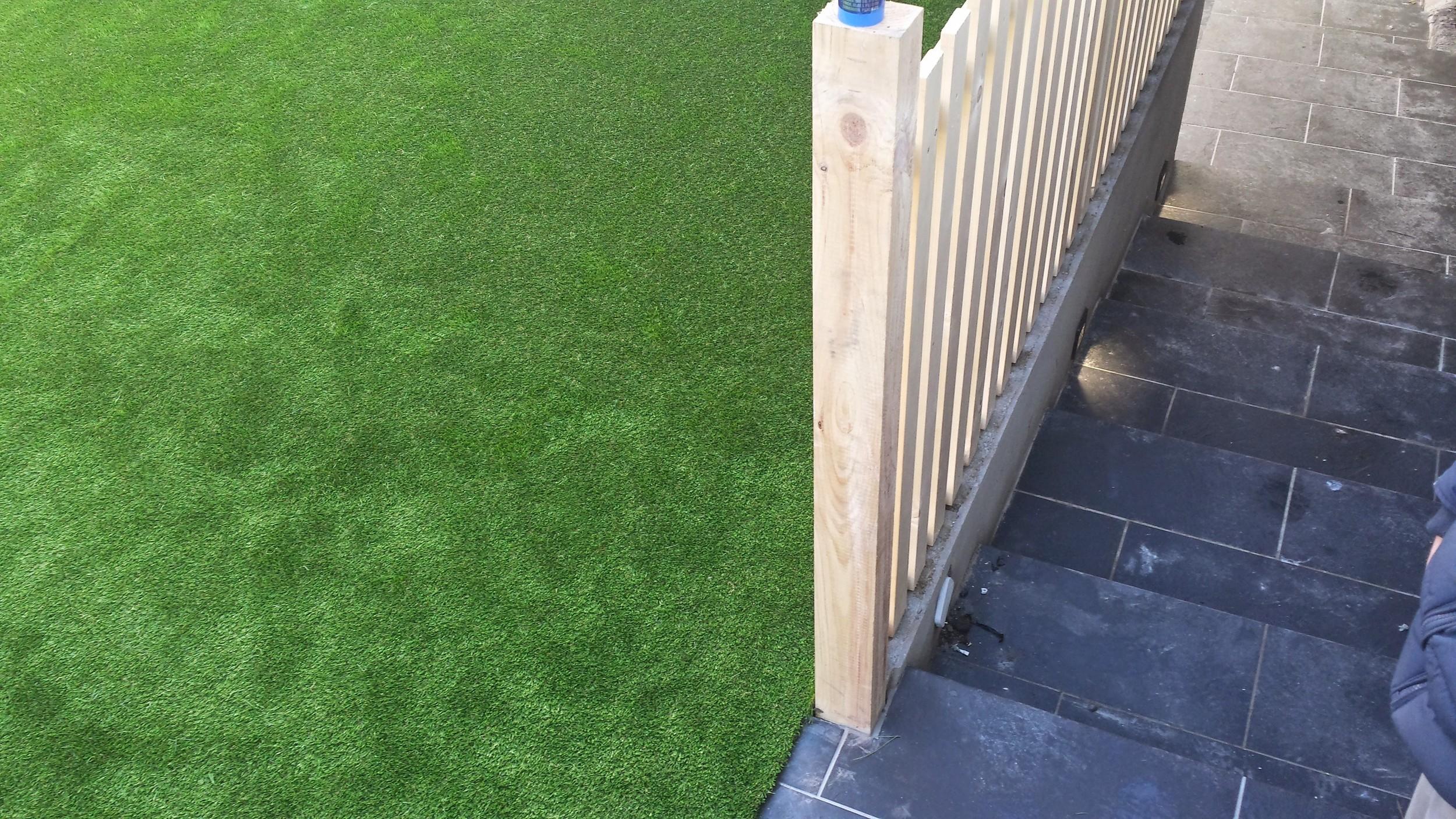 Grass Terrace