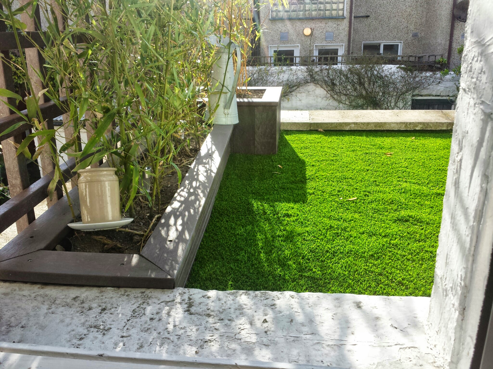 Balcony Grass