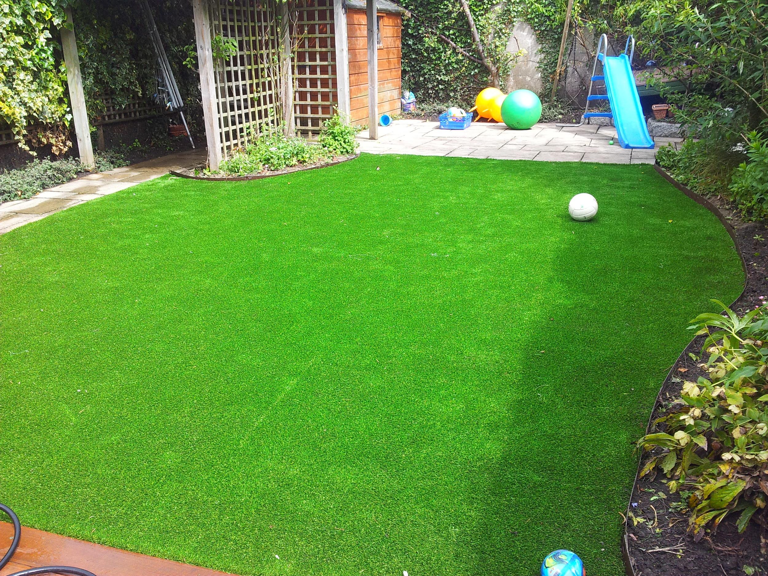 TigerTurf faux grass