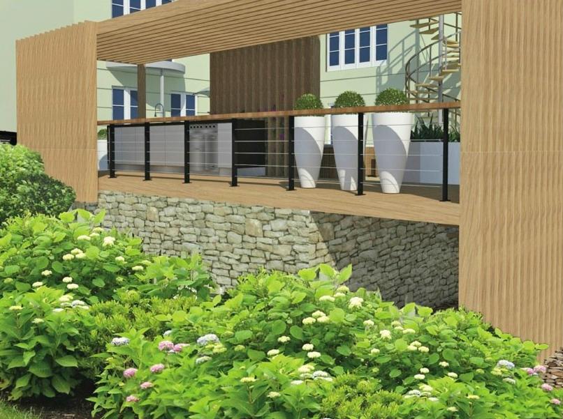 Garden structure design