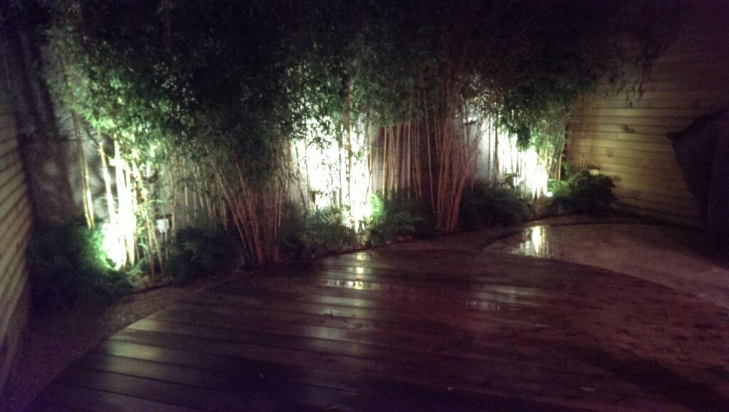 Garden landscape lights