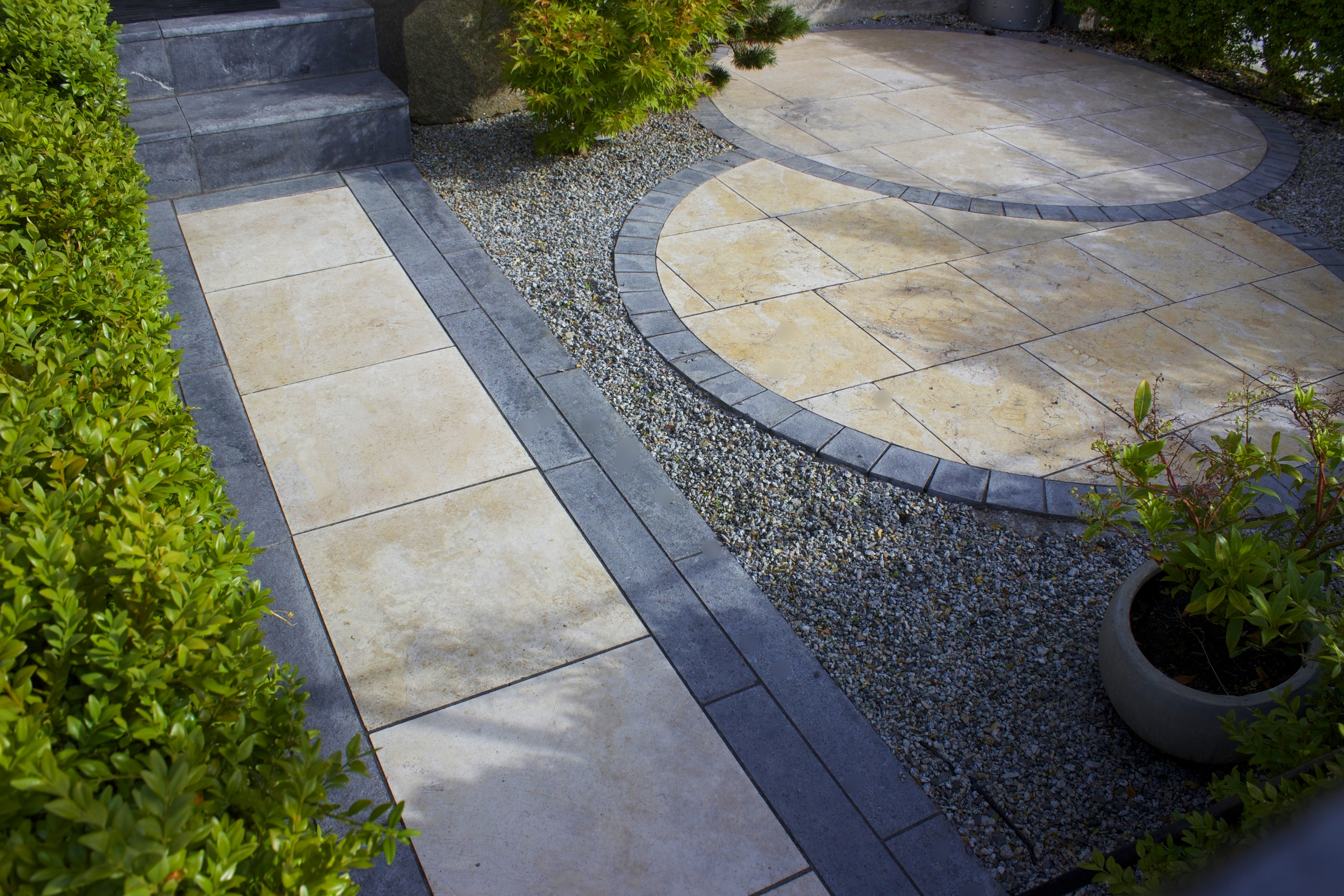 Path and paving