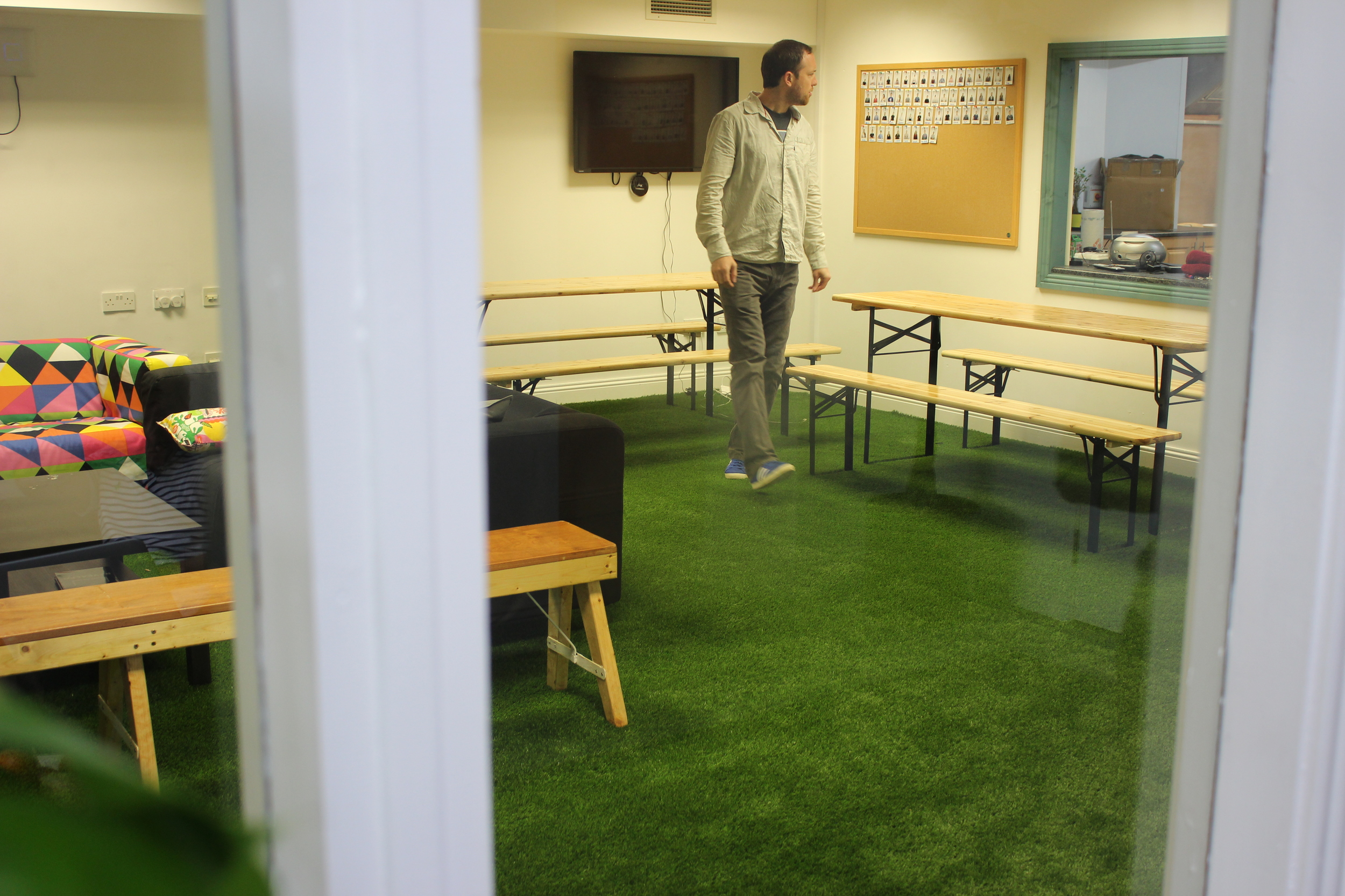 Artificial Lawn carpet