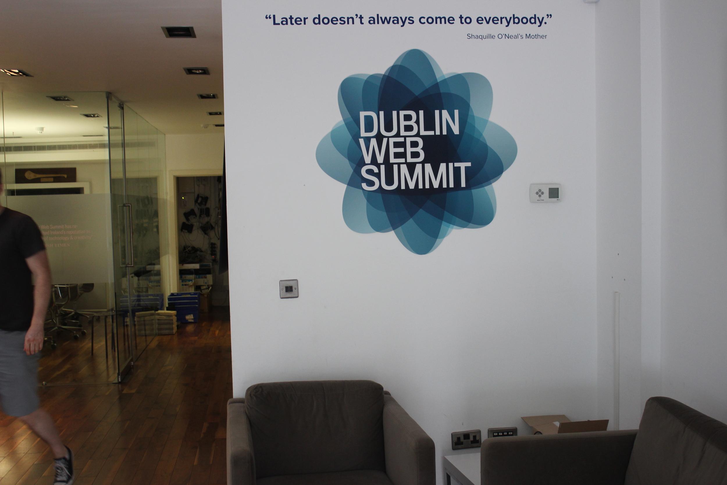 Dublin web Summit HQ