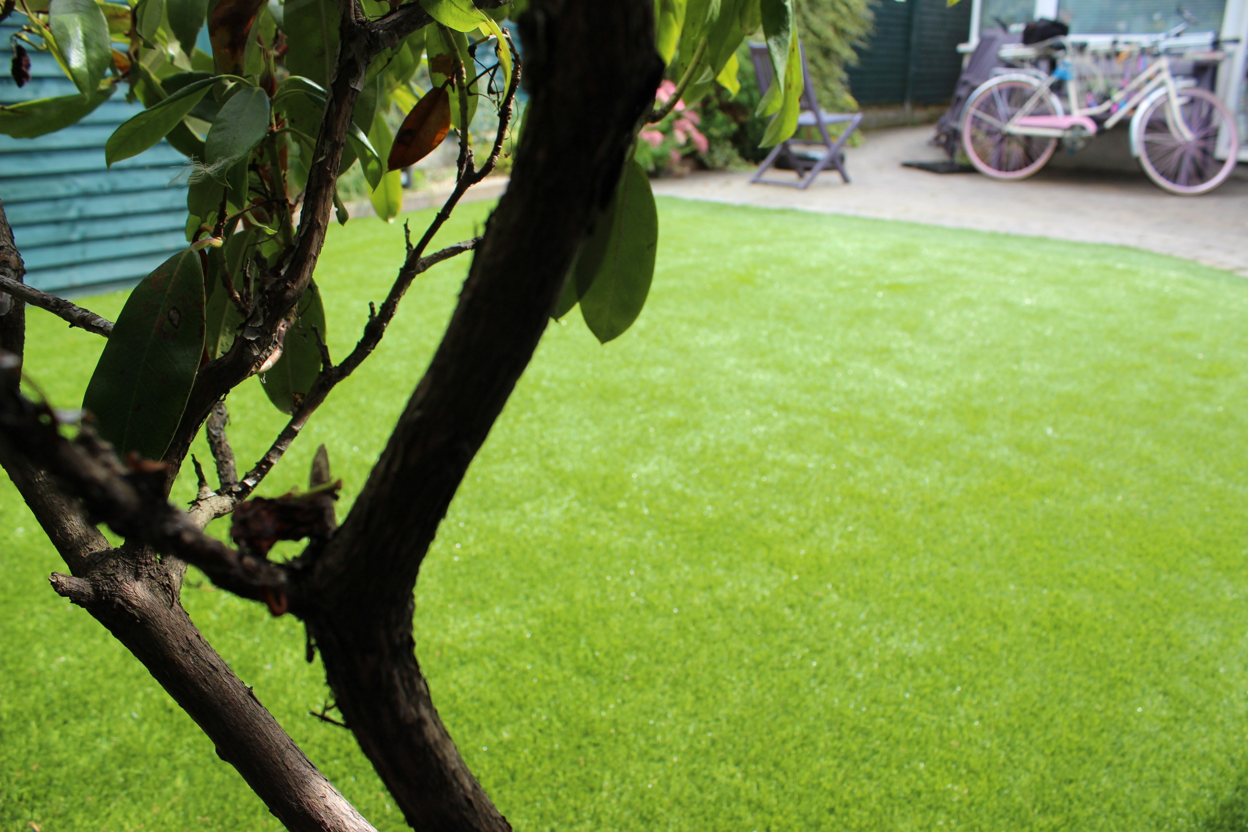 artificial grass lawn turf