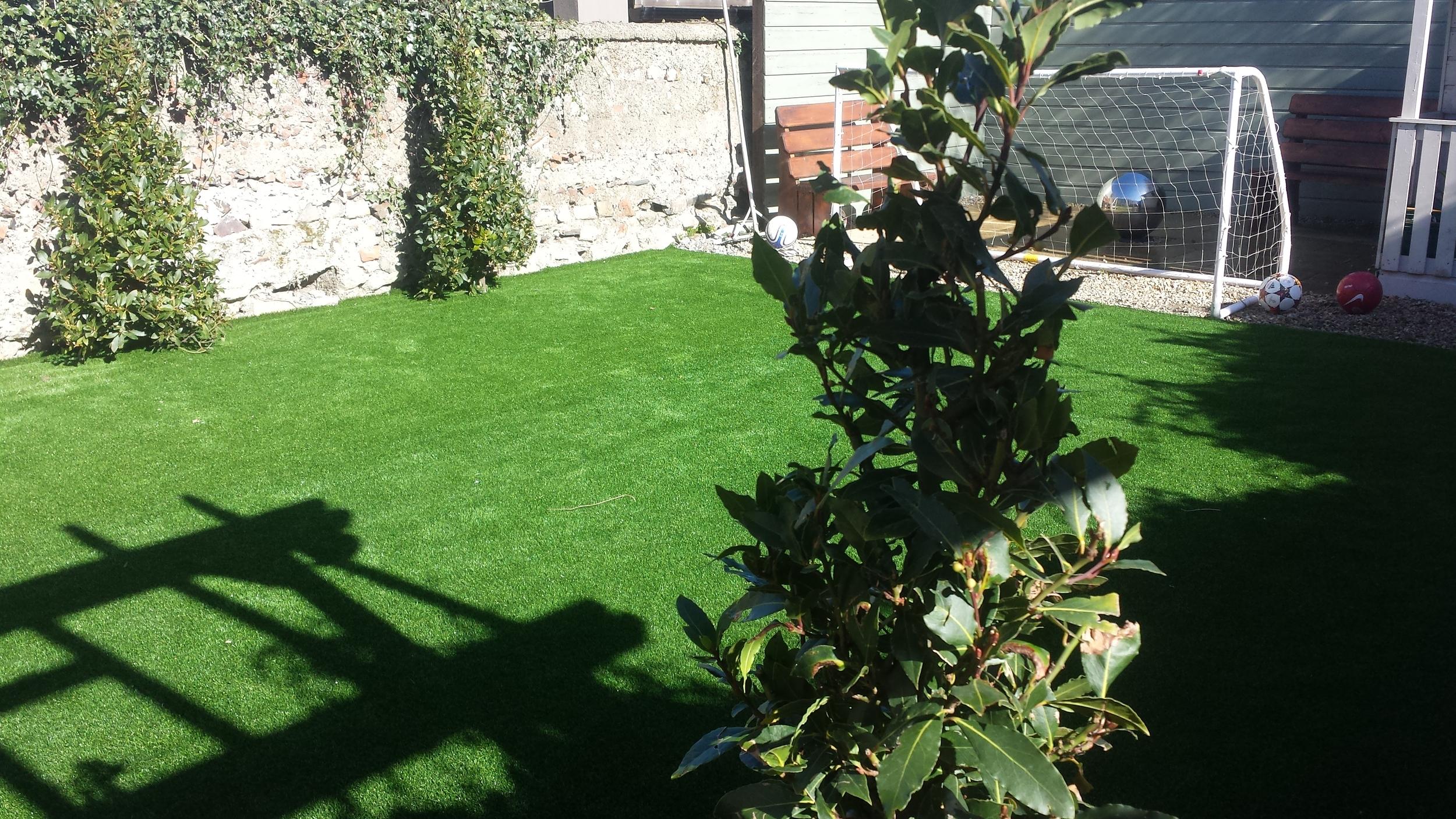 lawn astro turf