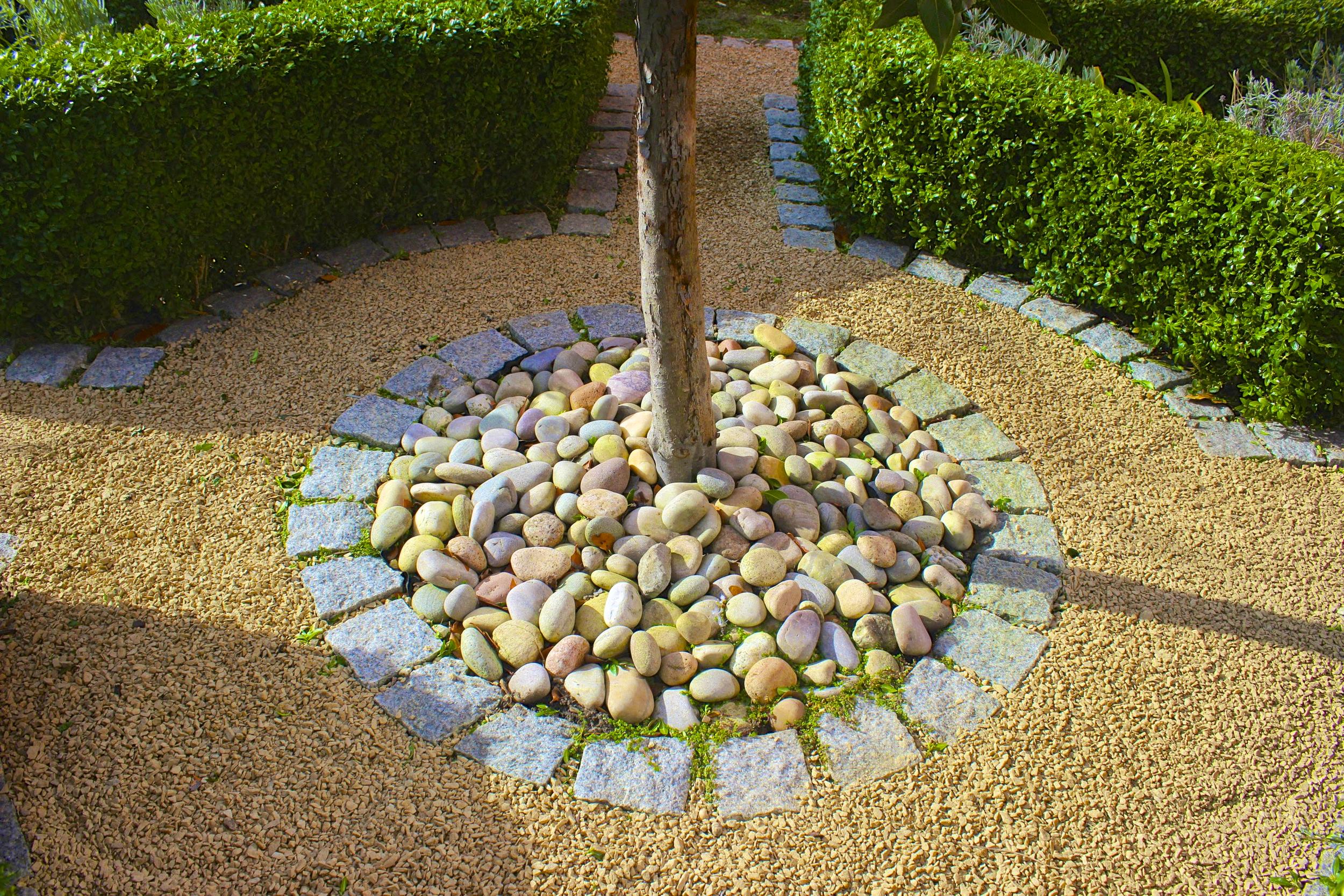 Front Garden Parterre