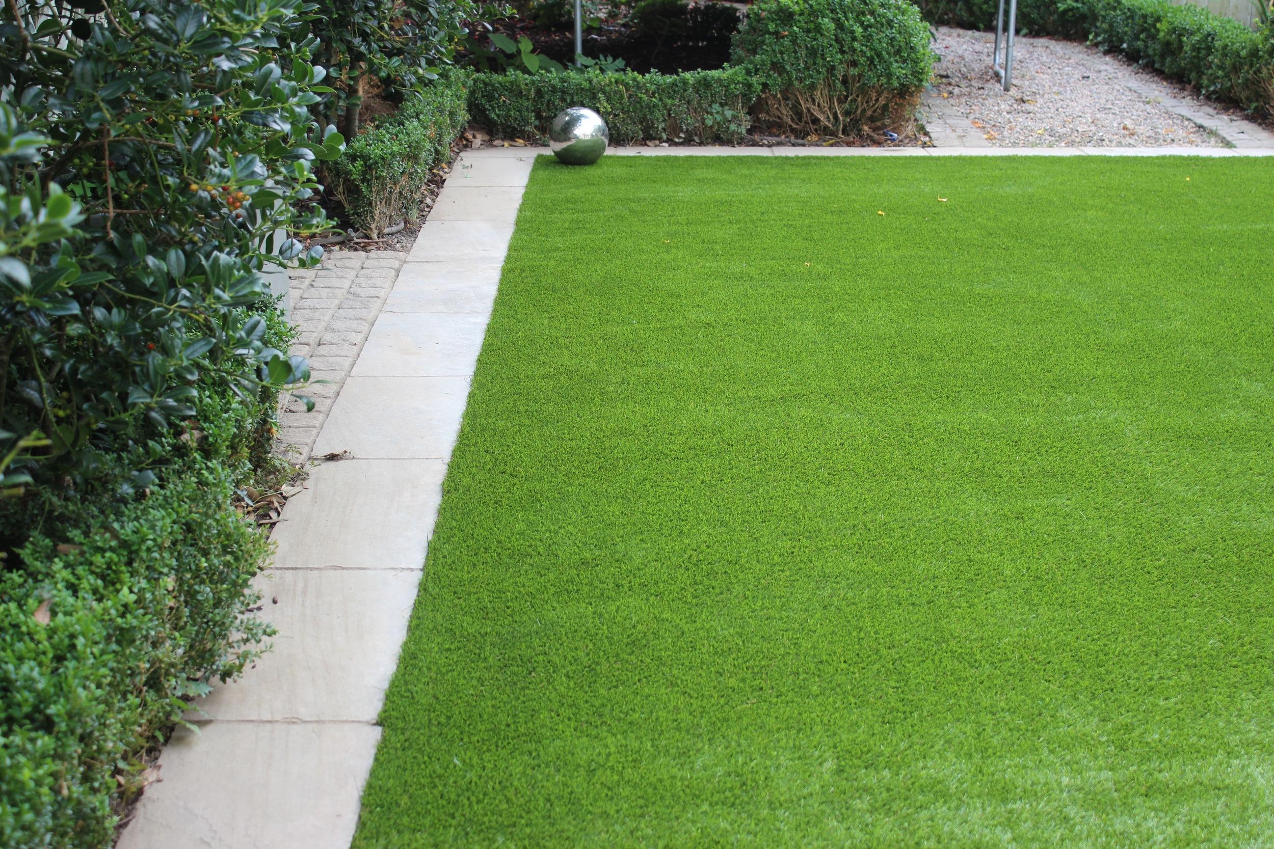 Artificial garden Grass Lawn