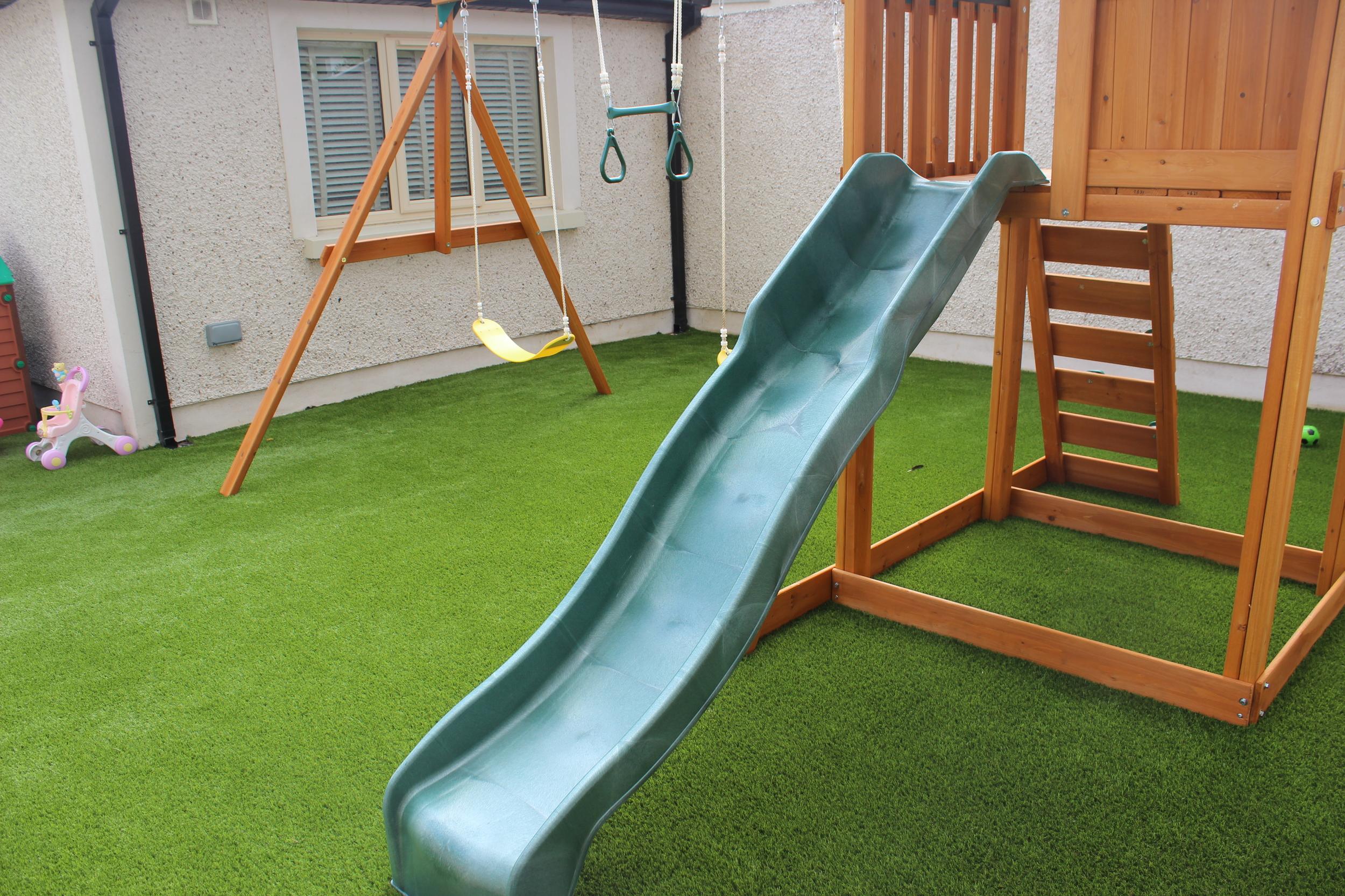Childs garden slide.JPG