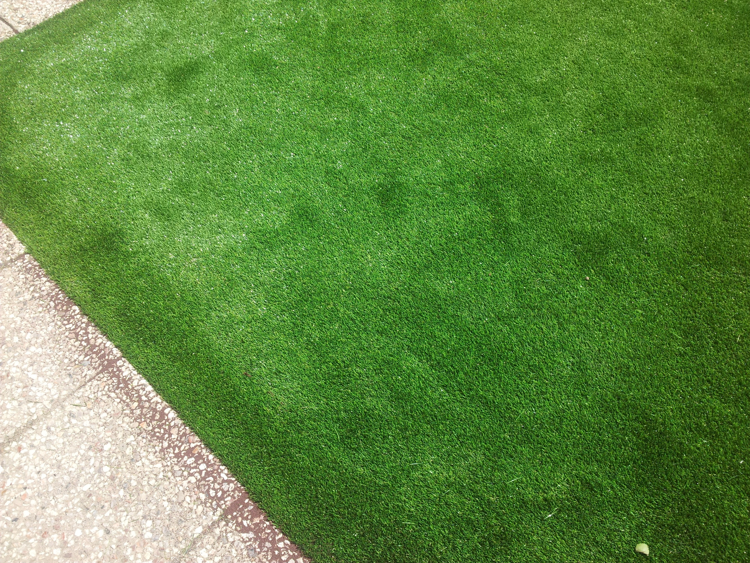 Artificial grass turf and landscape lawn