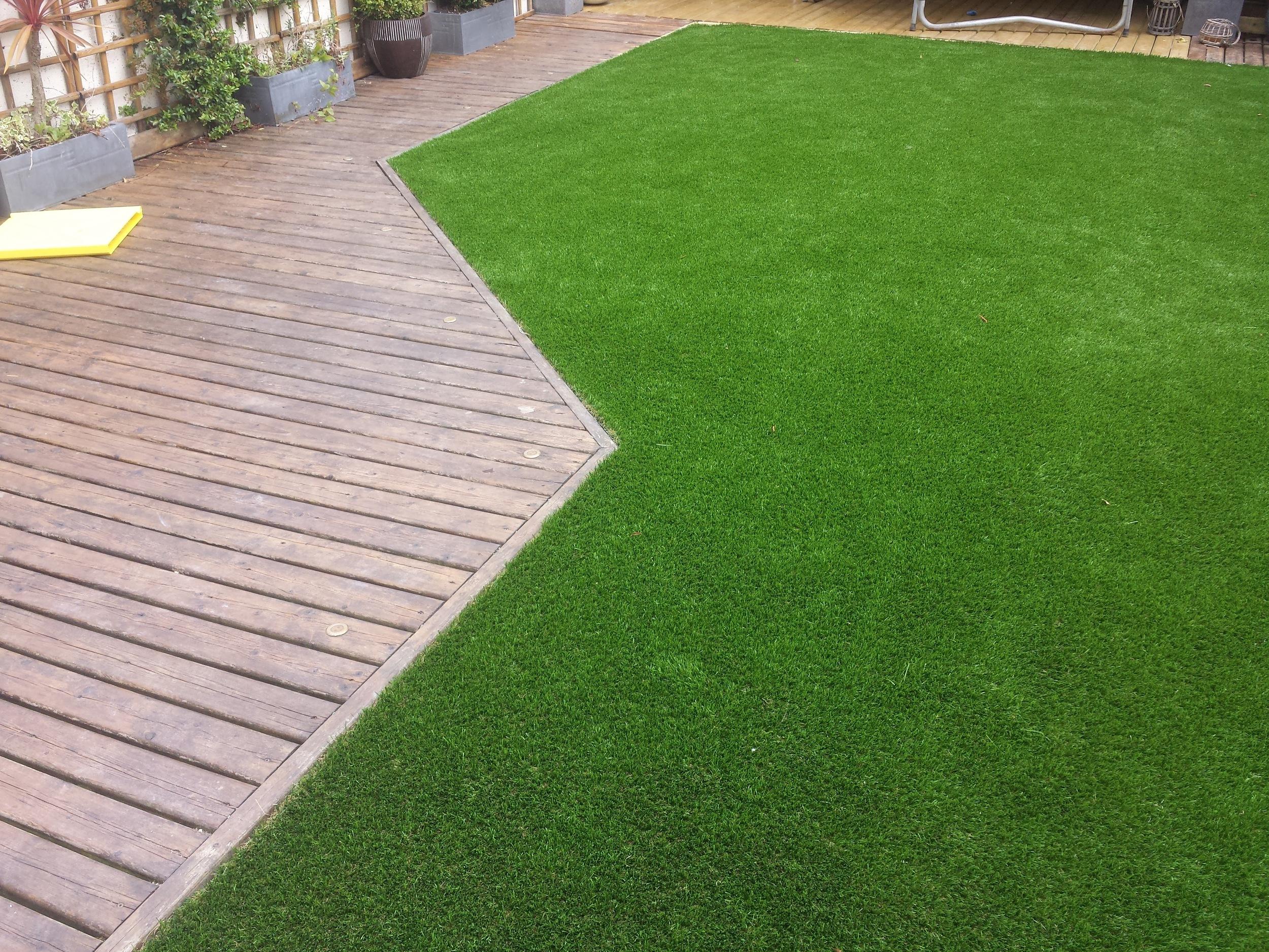 garden grass artificial