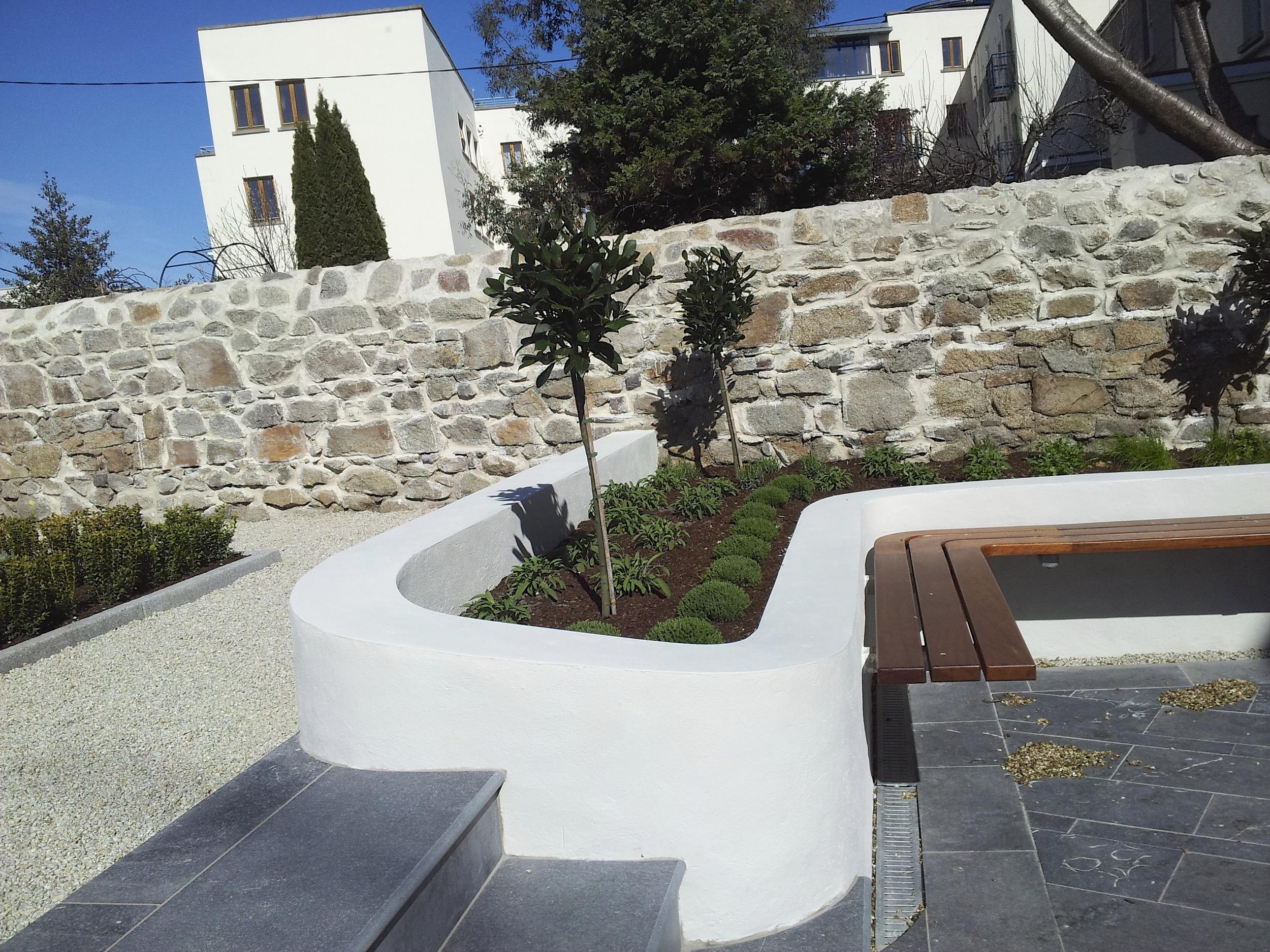Terraced Garden Planter