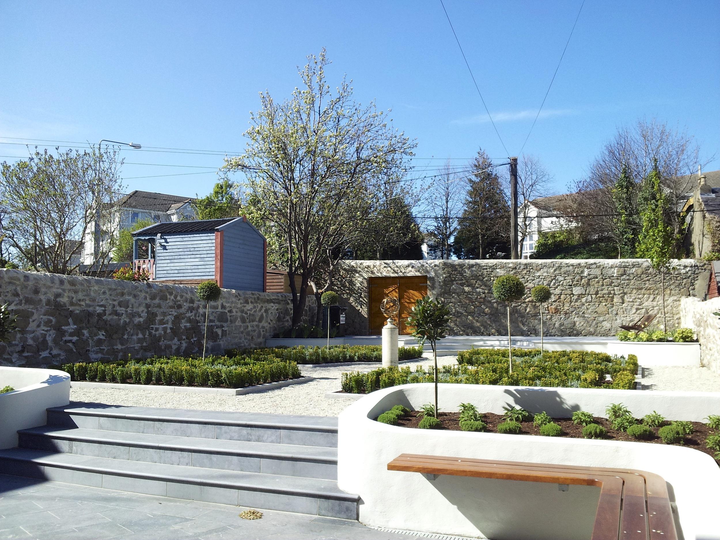 Landscape restoration and Garden Design