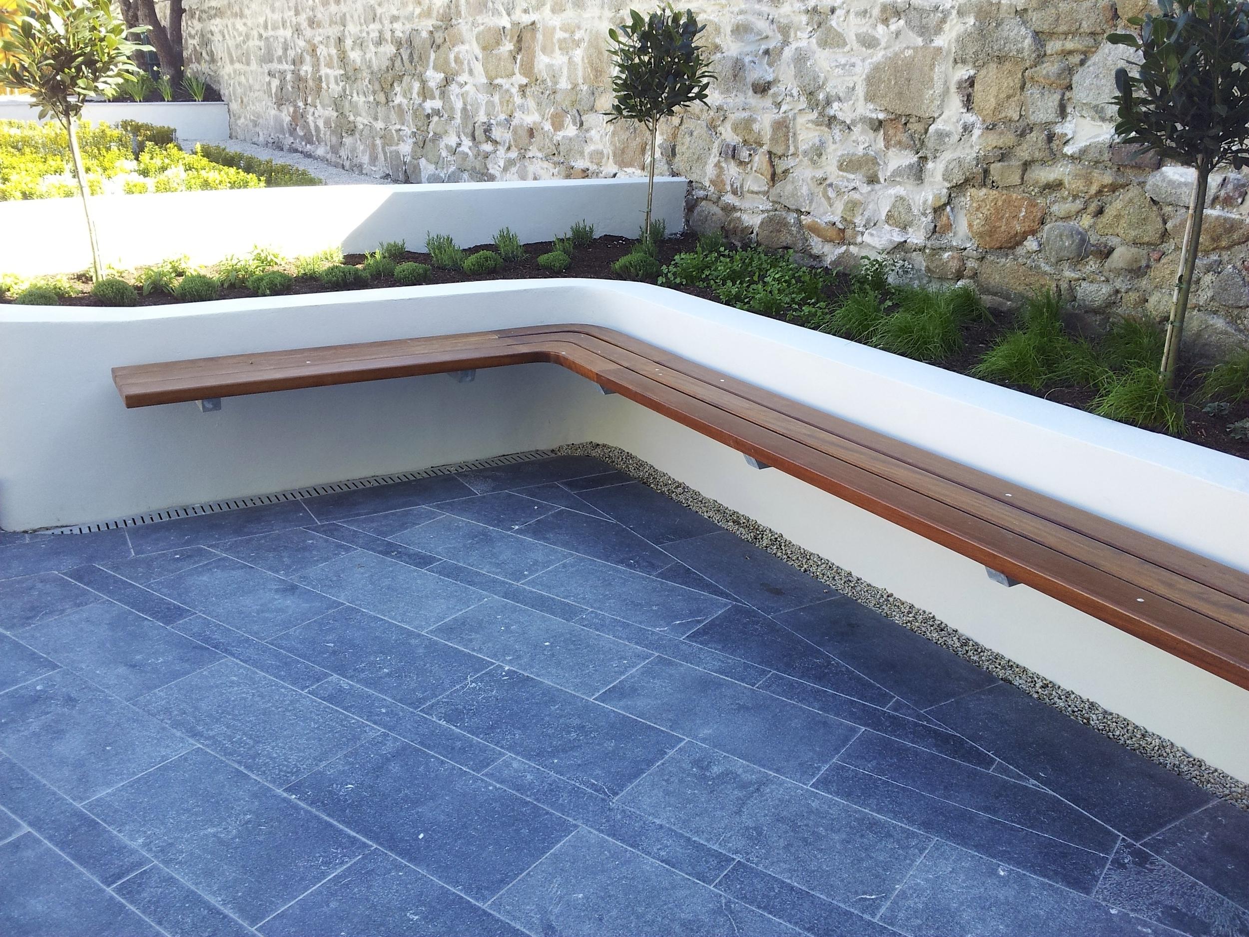 Lower Patio Terrace