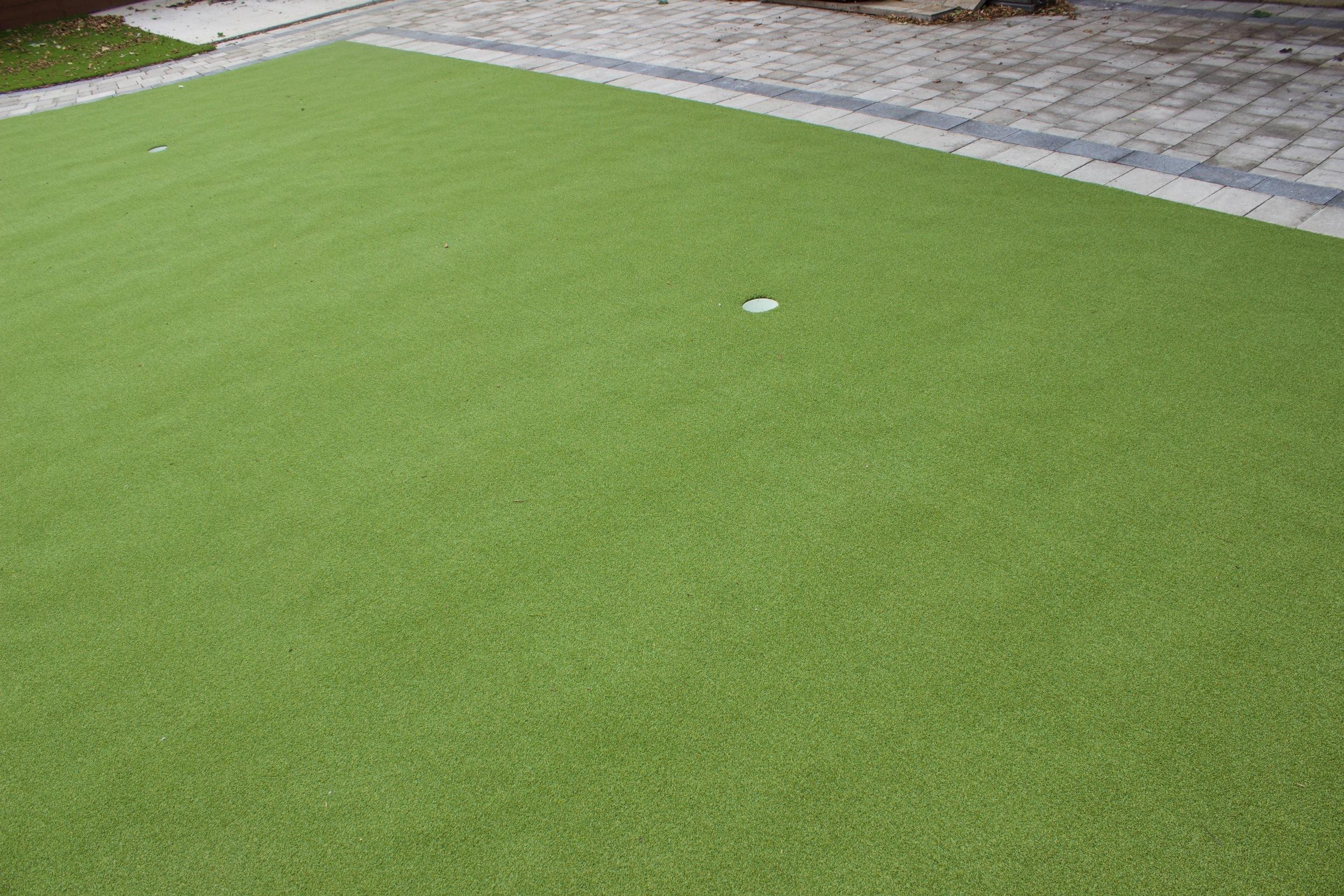 Pro Golf Green