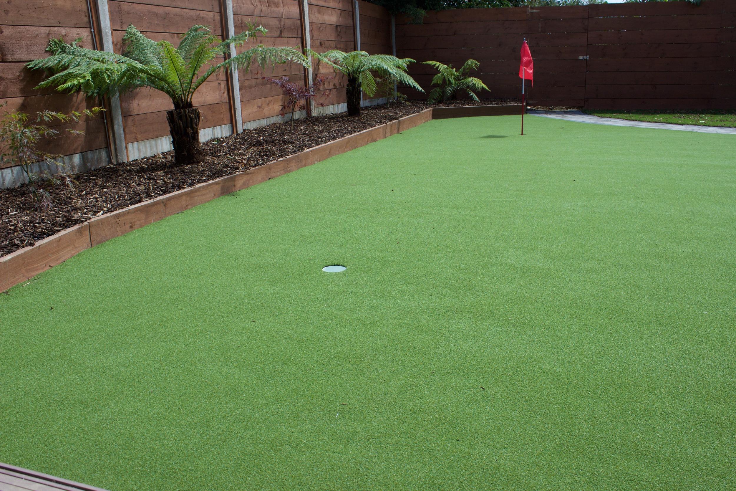 golfers garden