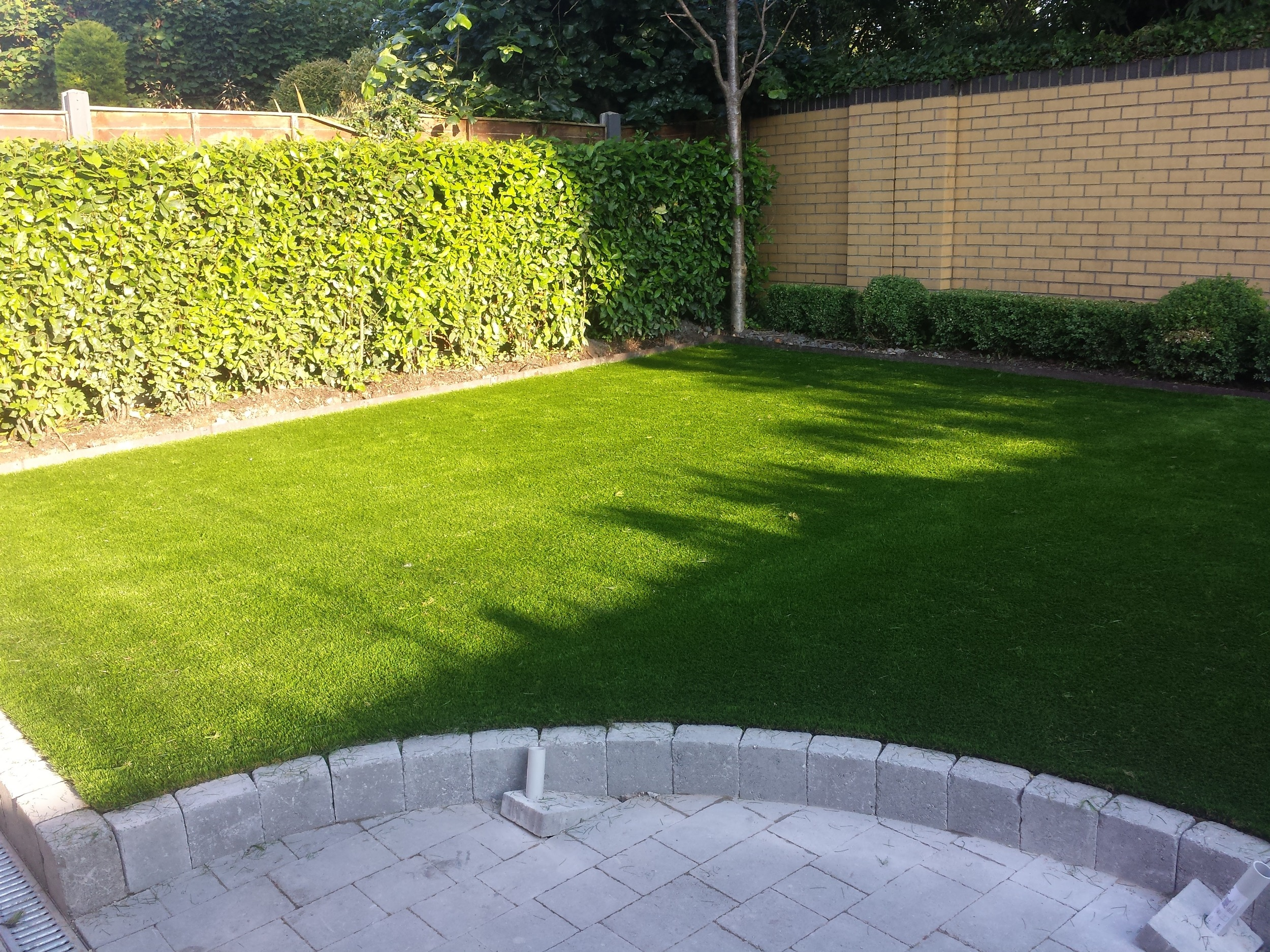 Landscaping Lawn