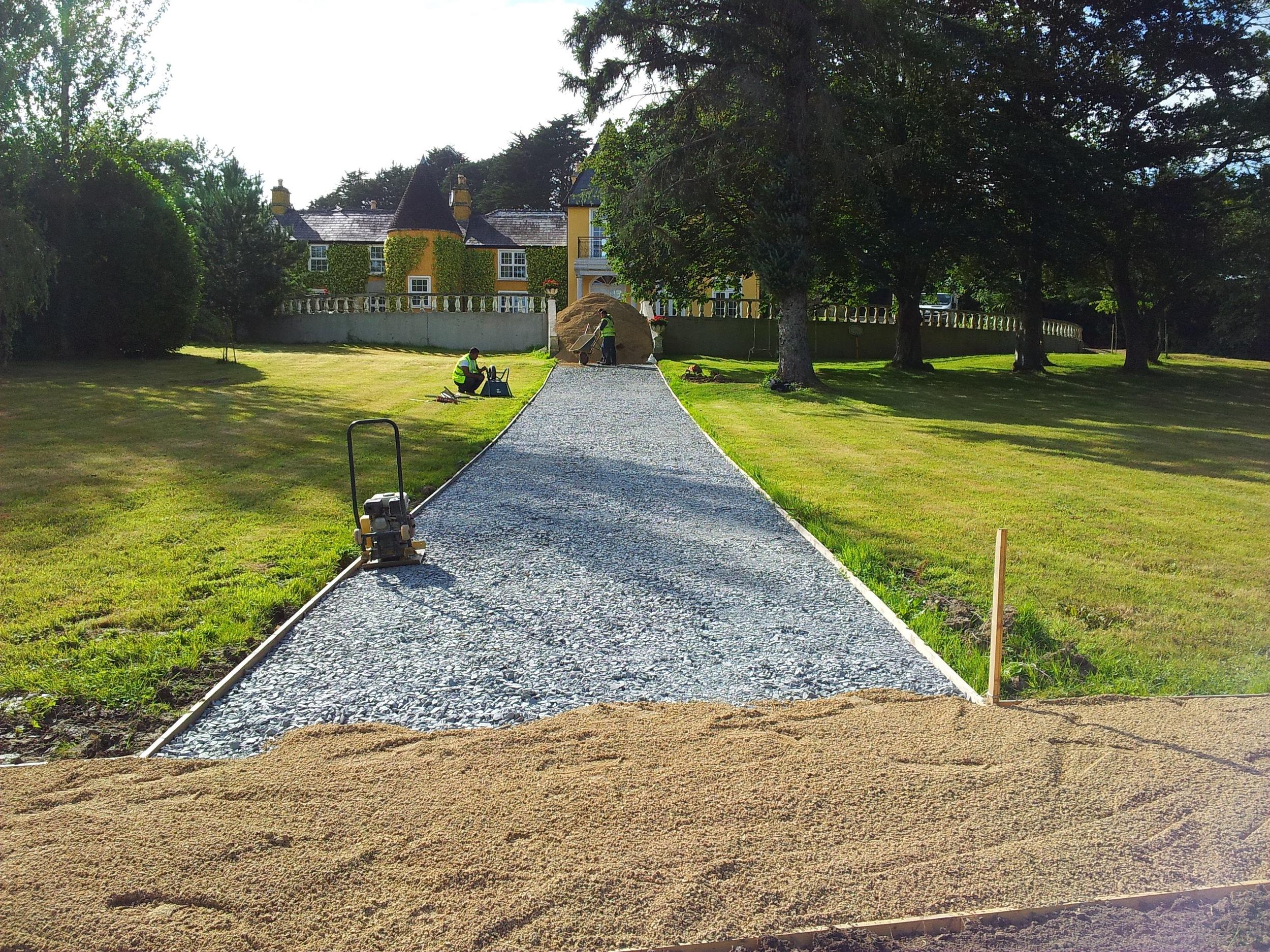 Garden estate
