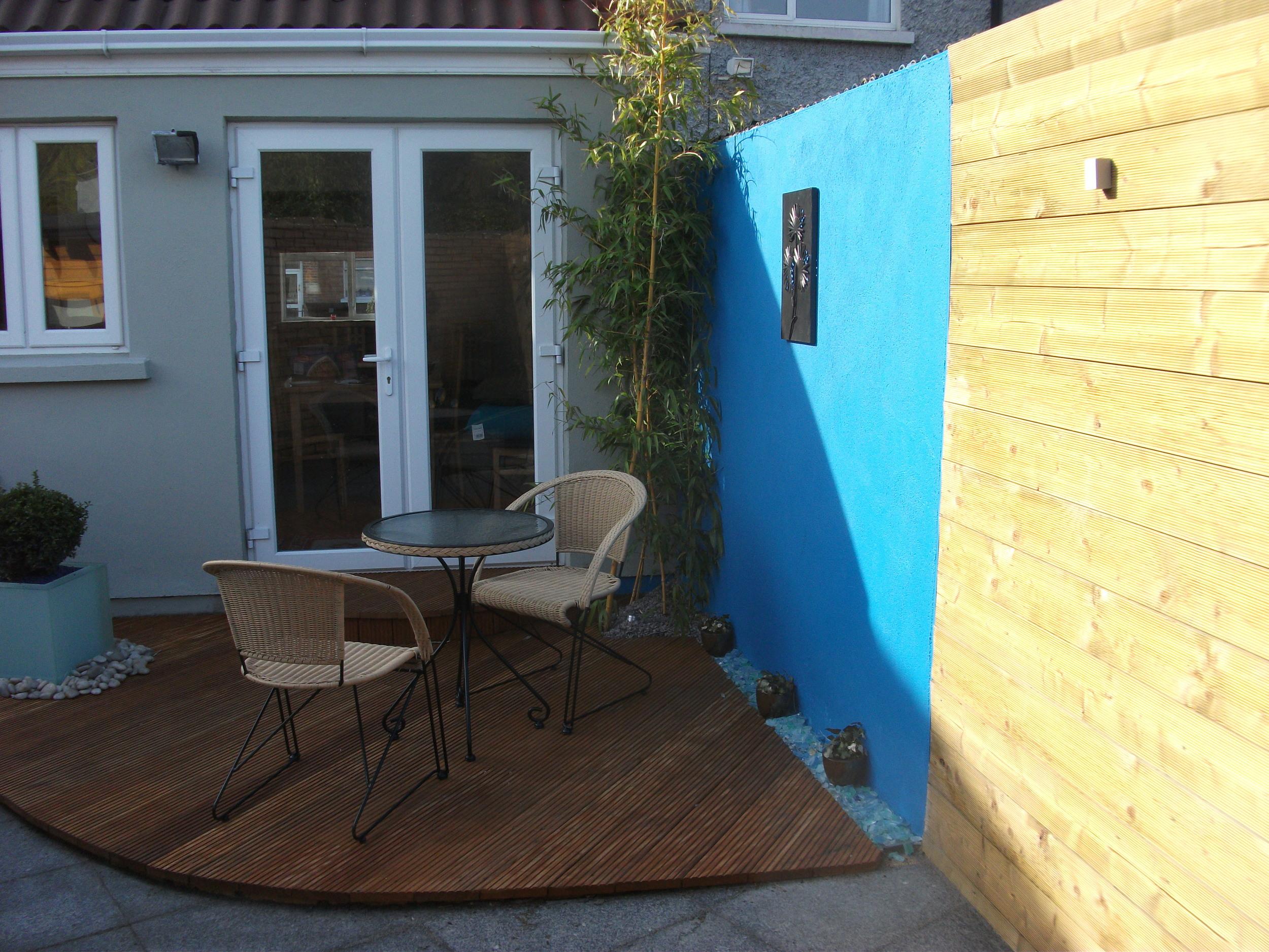 Coffee Garden -A small garden design