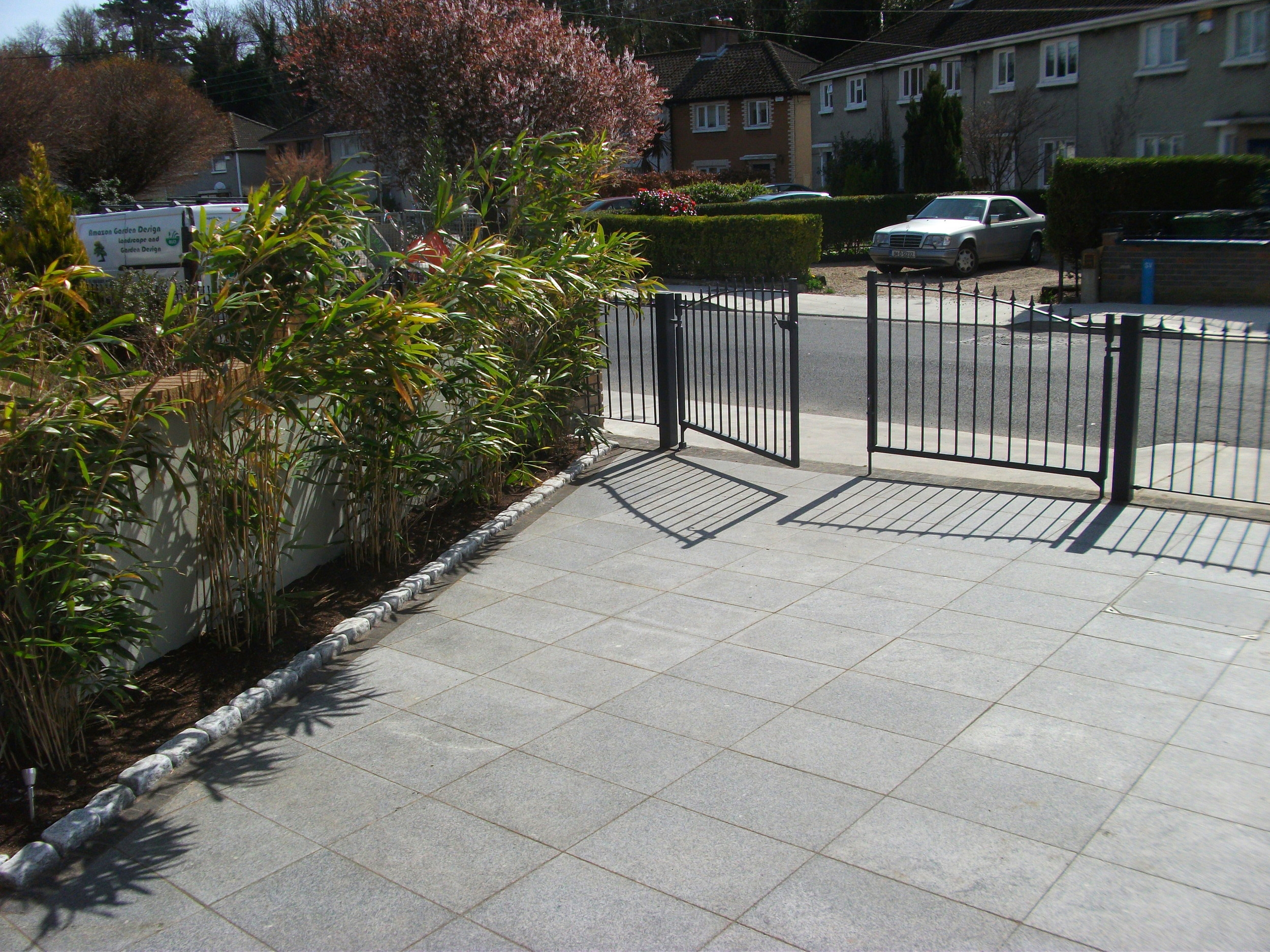 Driveway Design and Paving