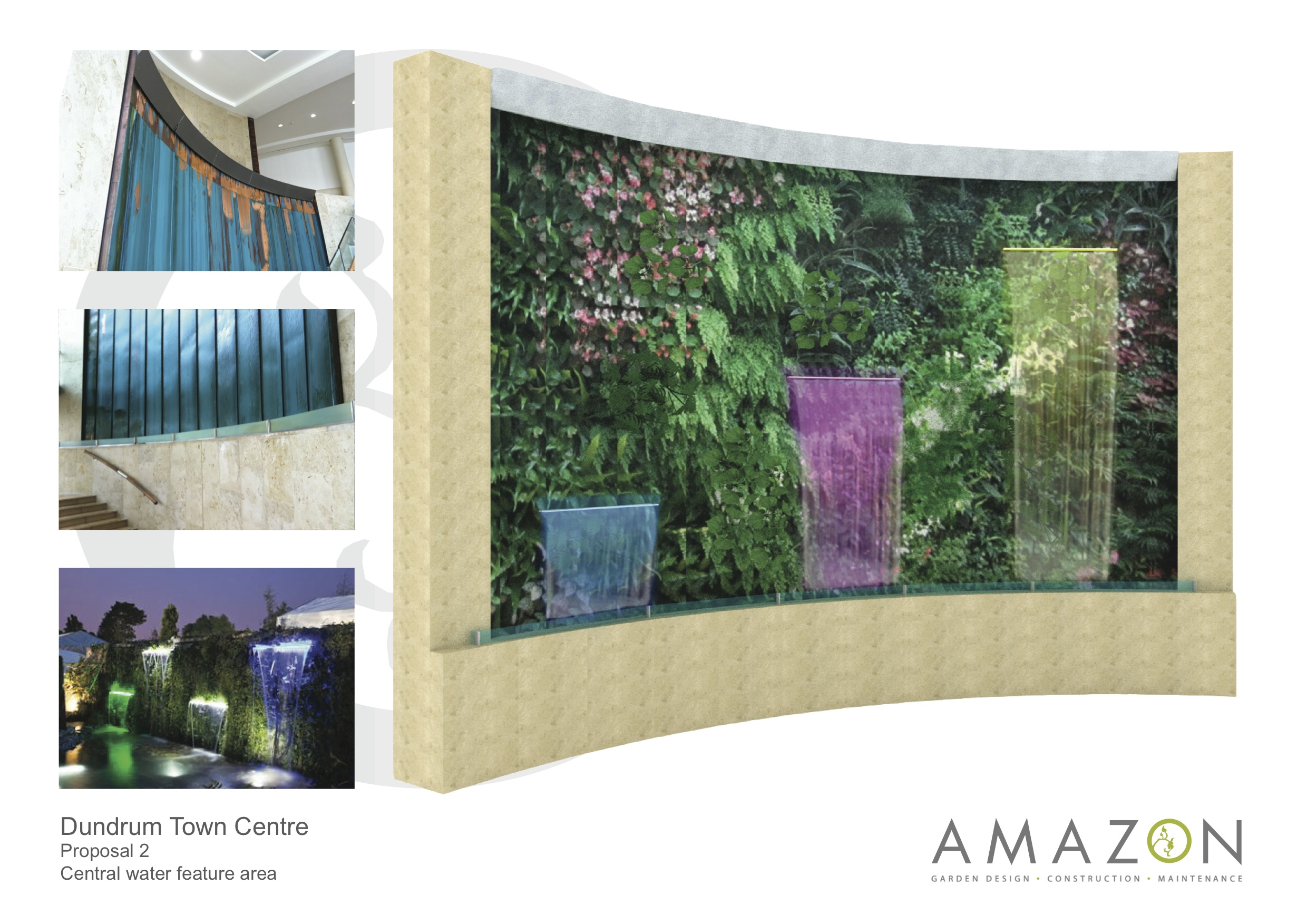 living wall with water blades 3 dimensional design.jpg