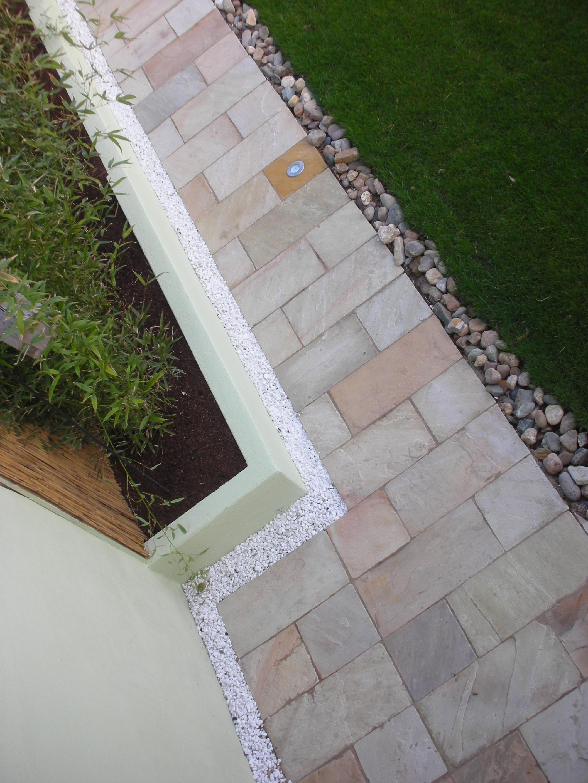 back Garden landscaping.JPG