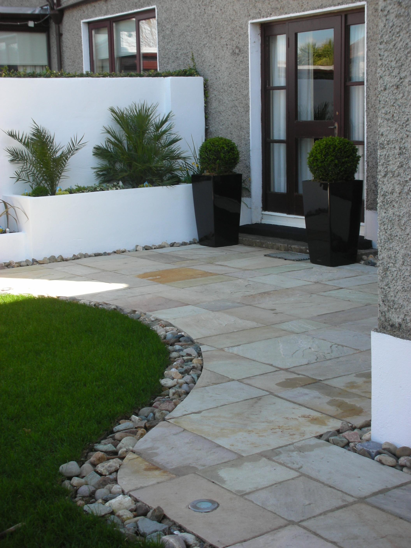 back Garden patio landscaping.JPG