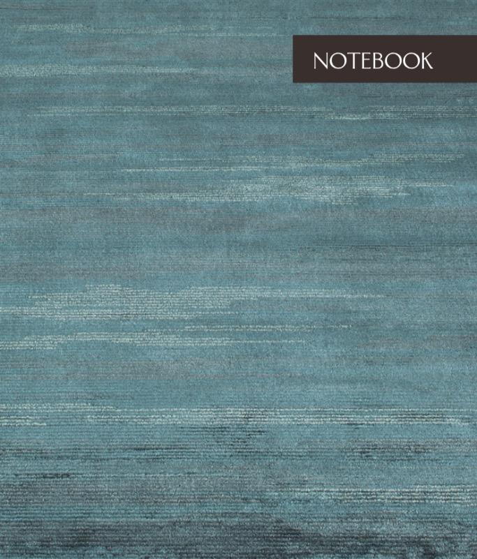 NOTEBOOK COLLECTION  Linen & Flat Viscose