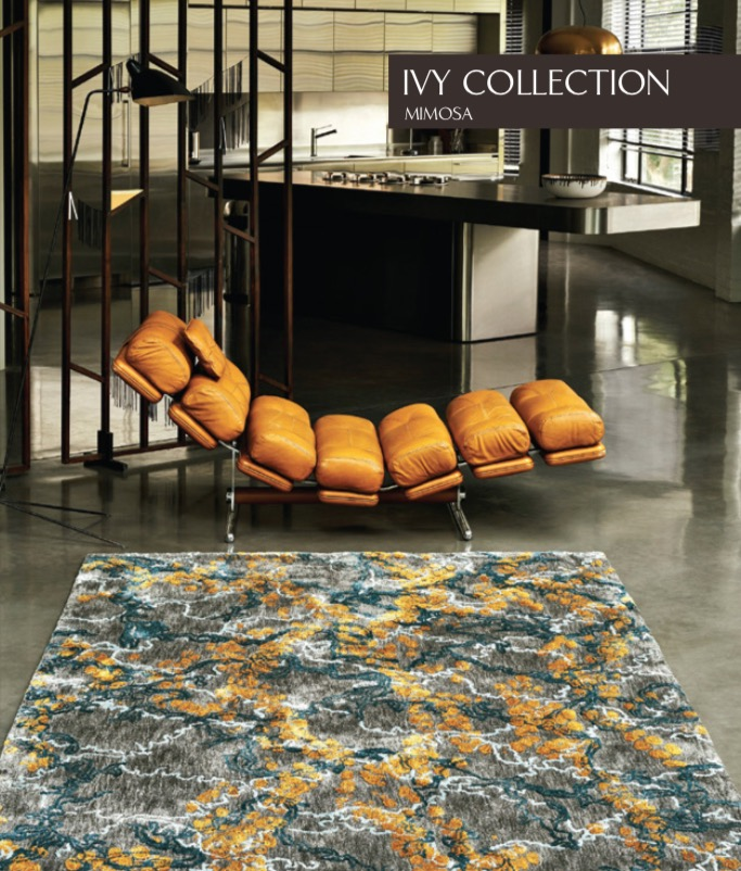IVY COLLECTION  Prime Silk Overtuft