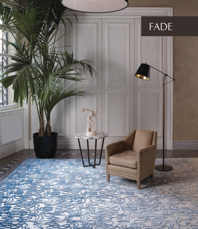 FADE COLLECTION  Star Wool & Viscose