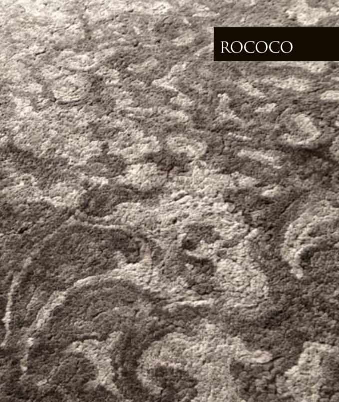 ROCOCO COLLECTION  Discontinued