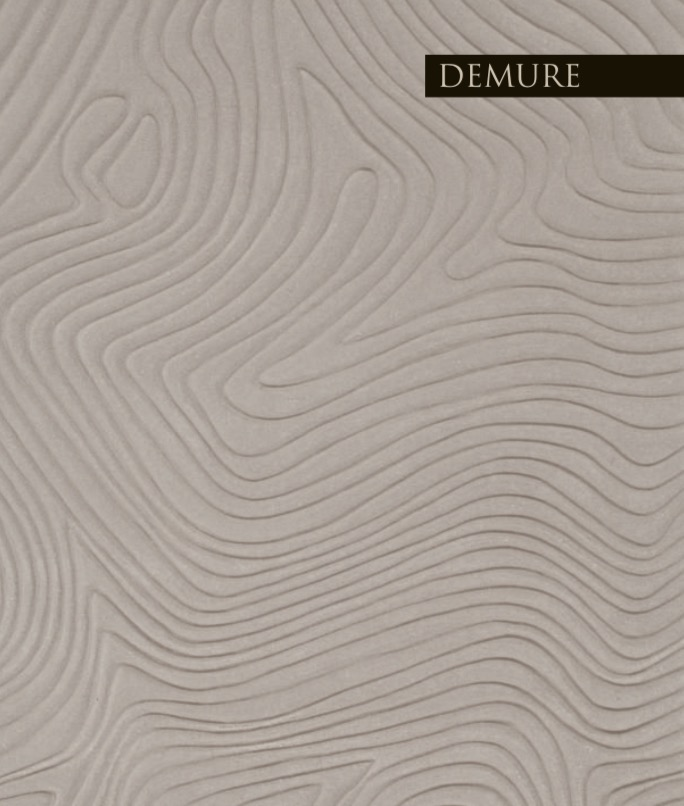 DEMURE COLLECTION  Select Wool