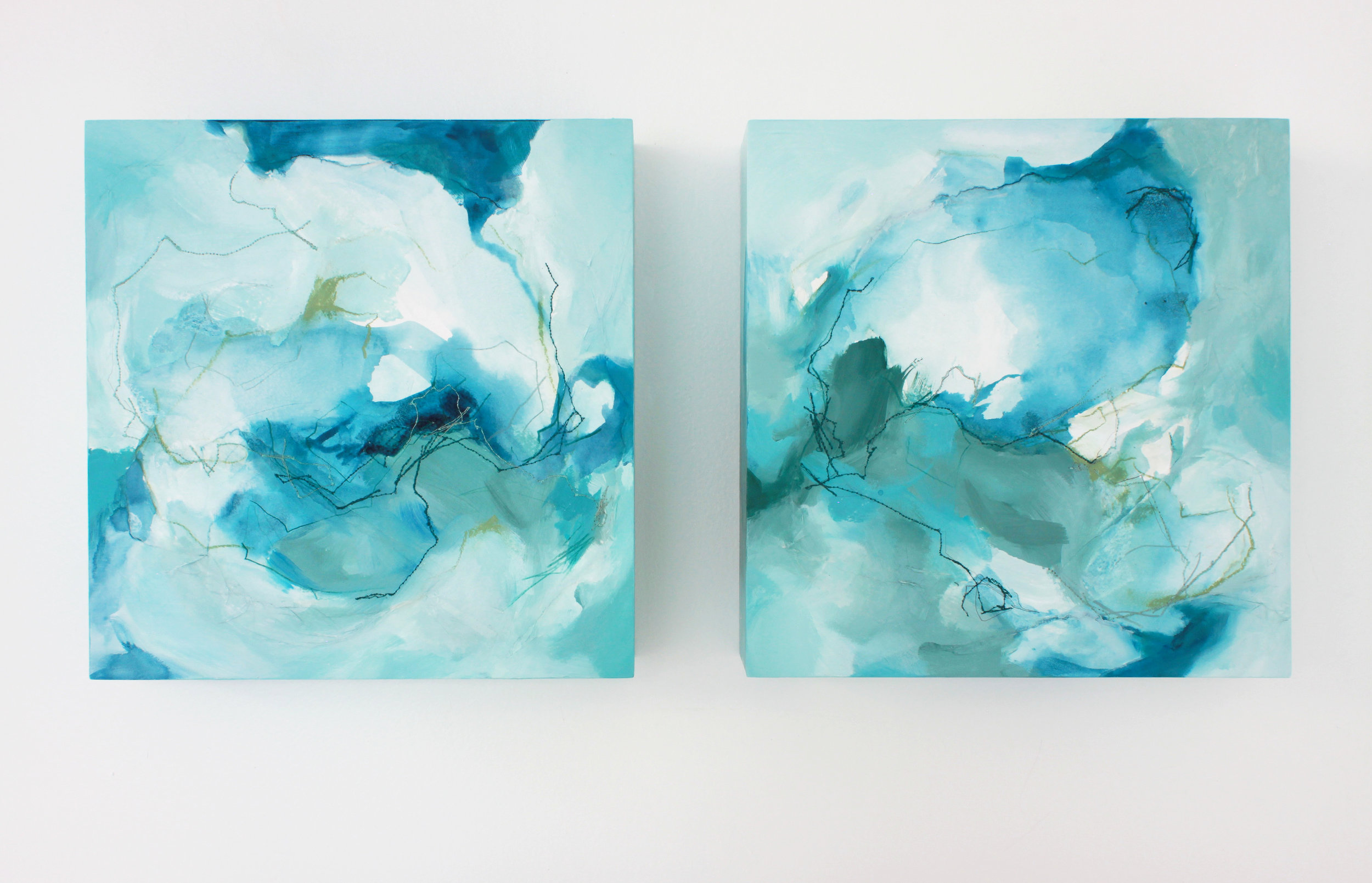 Swelling Diptych