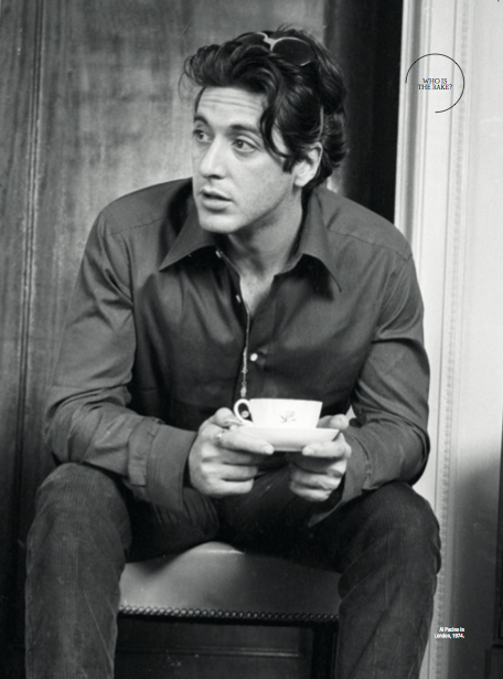 The World Is Yours: Al Pacino (The Rake)