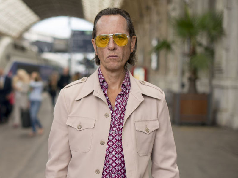 Noble In Mind: Richard E Grant (The Rake)