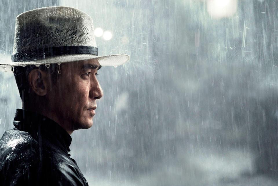 The Grandmaster: Tony Leung (The Rake)