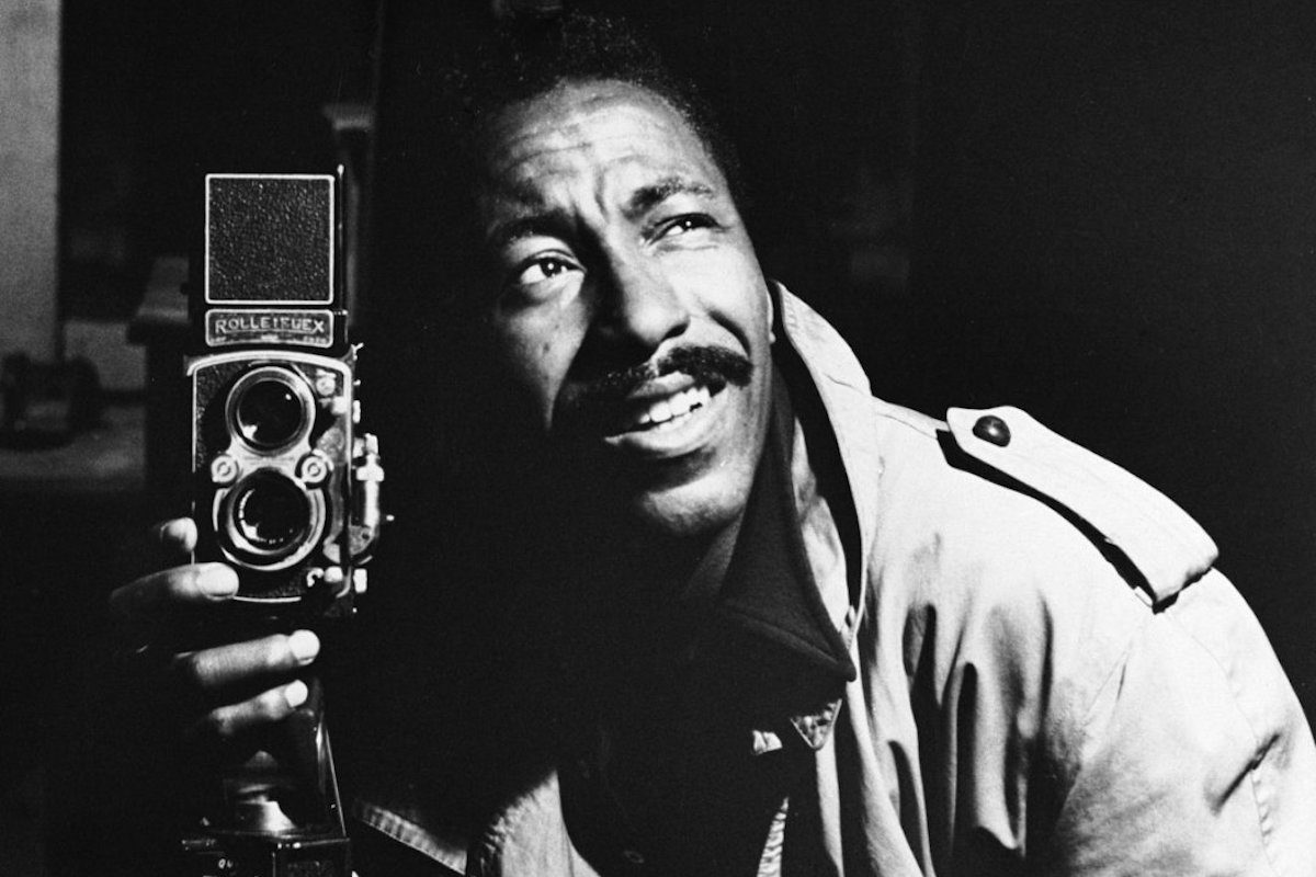 Gordon Parks: Through The Lens (The Rake)