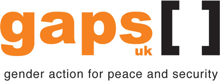 Gender Action for Peace and Security (GAPS) is the UK's only Women, Peace and Security civil society network.